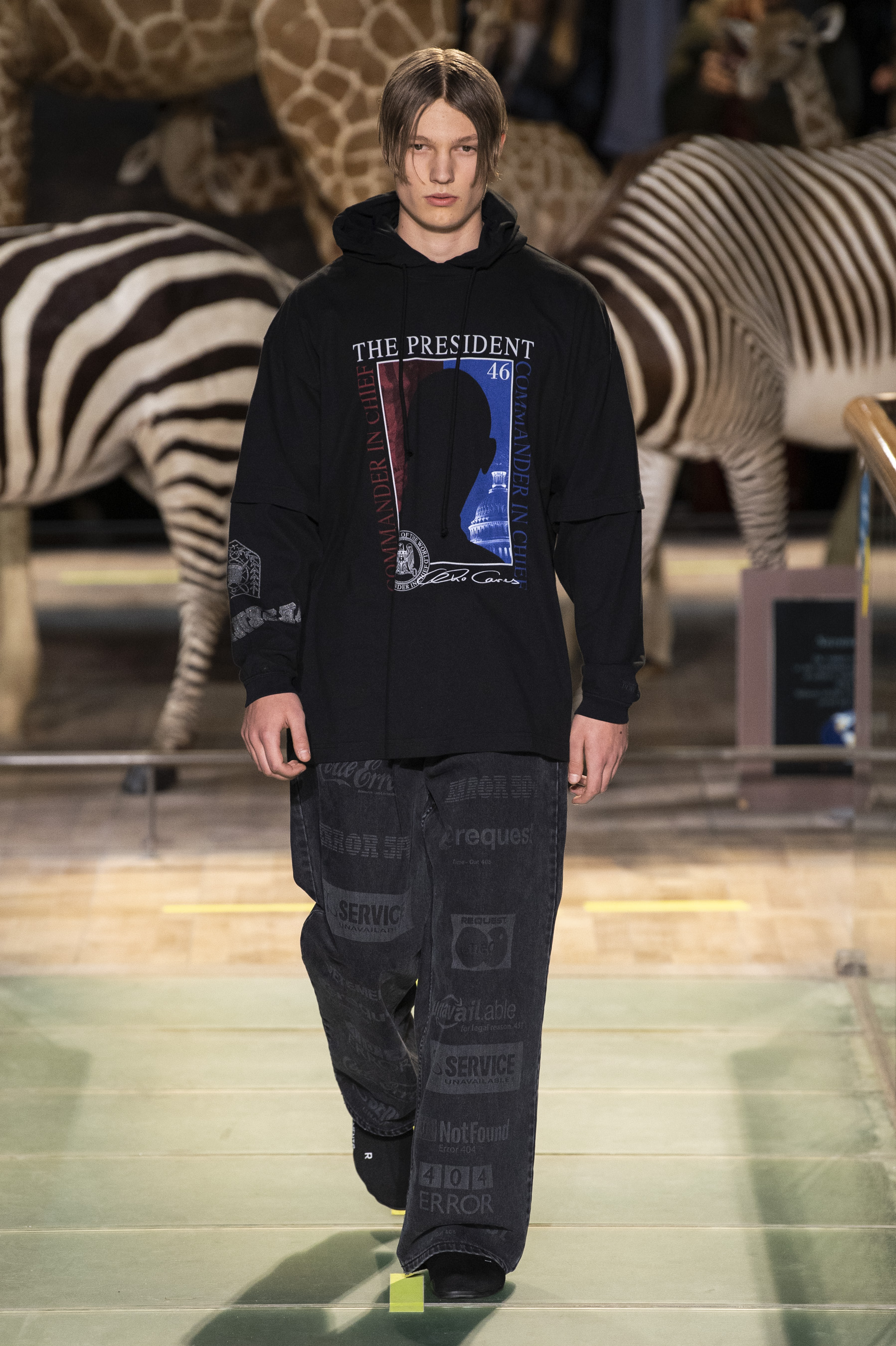 Vetements m RF19 0160