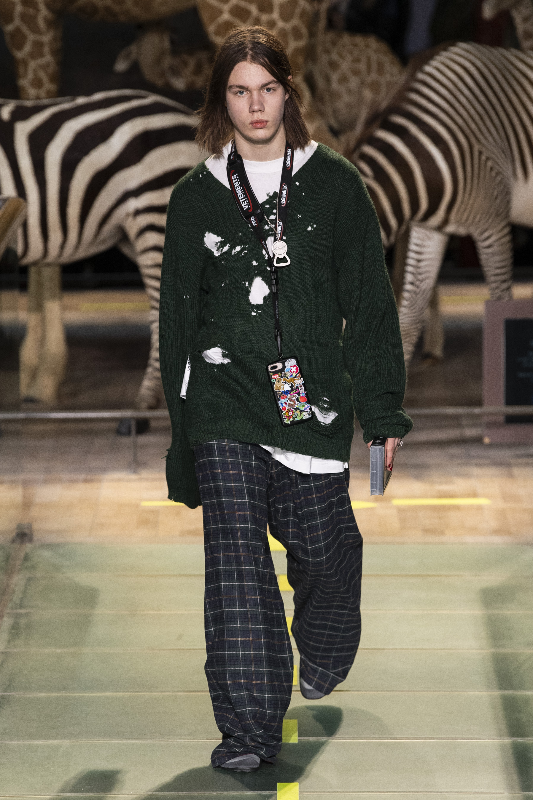 Grunge Fall 2019 Menswear Fashion Trend
