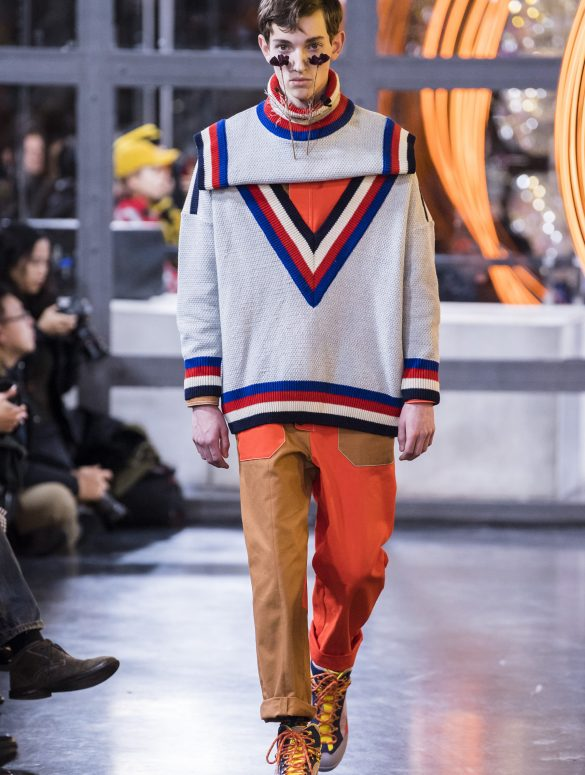 Henrik Vibskov Fall 2019 Men's Fashion Show
