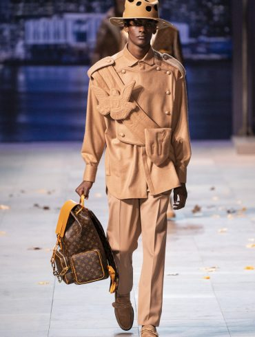 Louis Vuitton Fall 2019 Men's Fashion Show