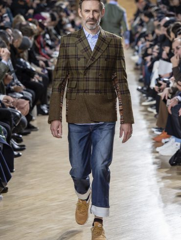 Junya Watanabe Man Fall 2019 Men's Fashion Show