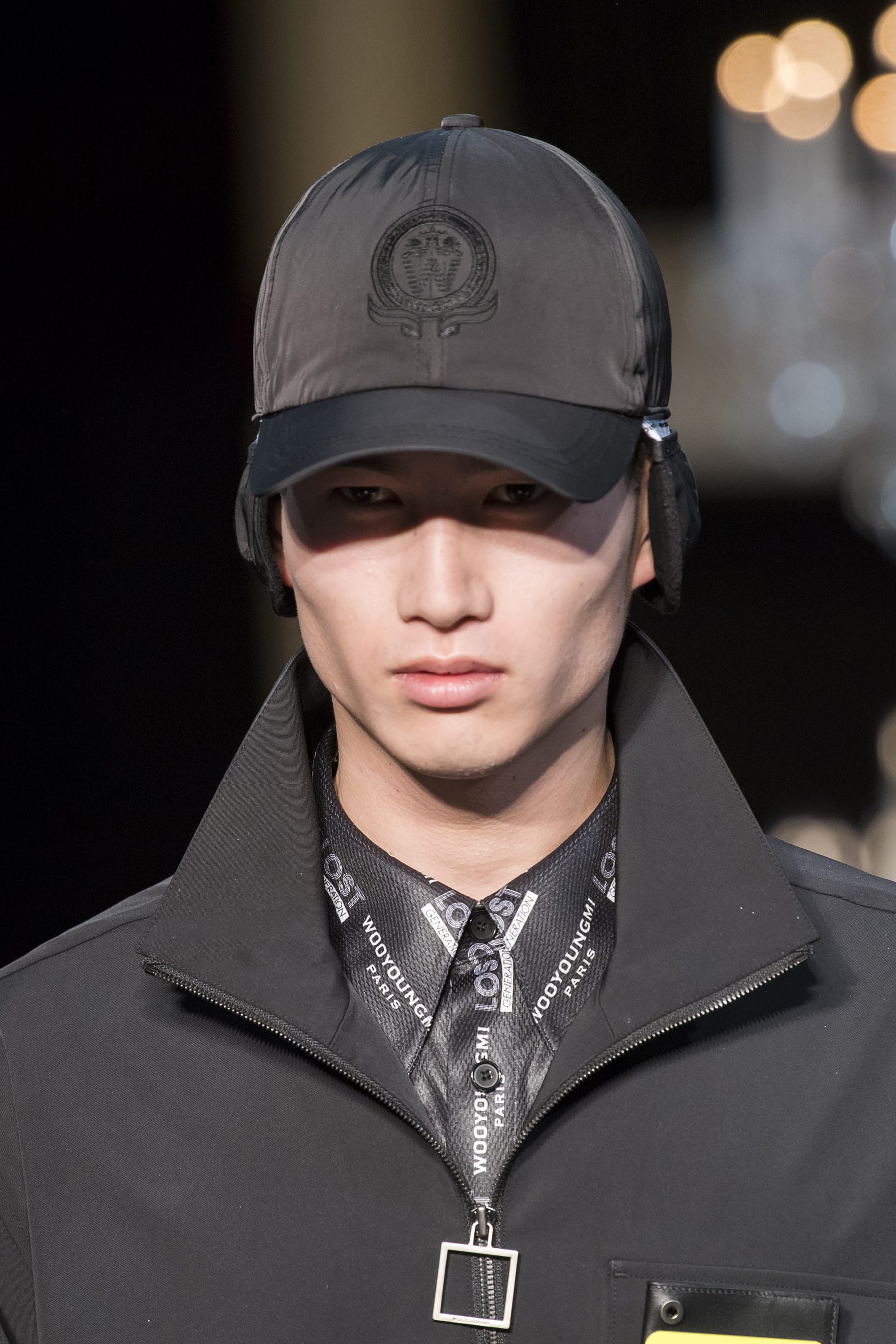 Wooyoungmi Fall 2019 Men's Fashion Show Details