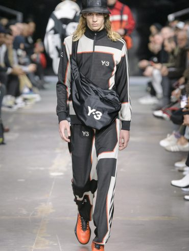 Y-3 Fall 2019 Men's Fashion Show