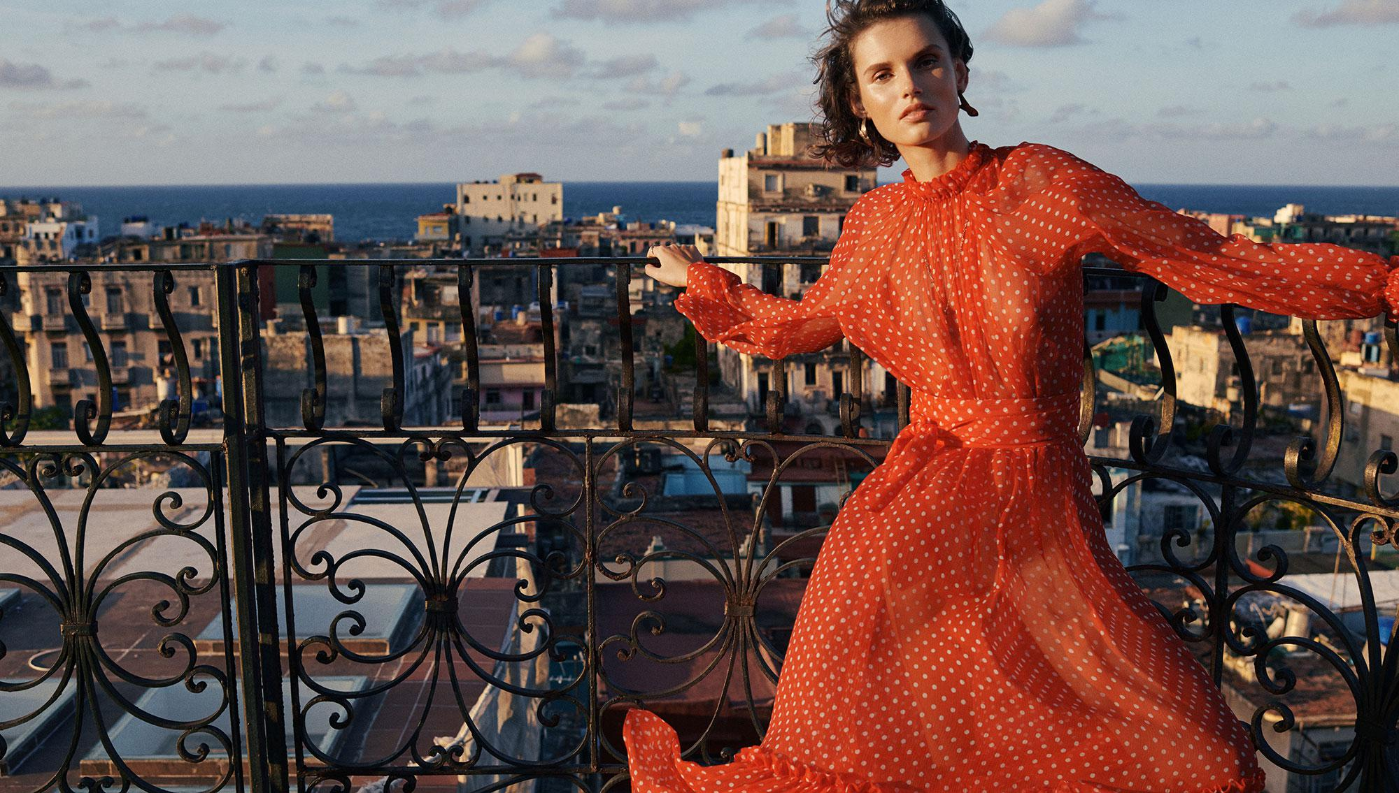Zimmermann Spring 2019 Ad Campaign