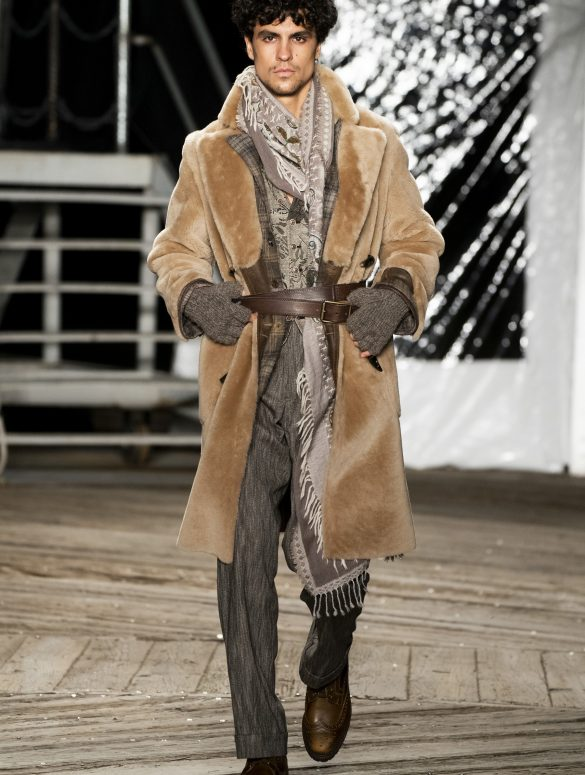Joseph Abboud Fall 2019 Men's Fashion Show
