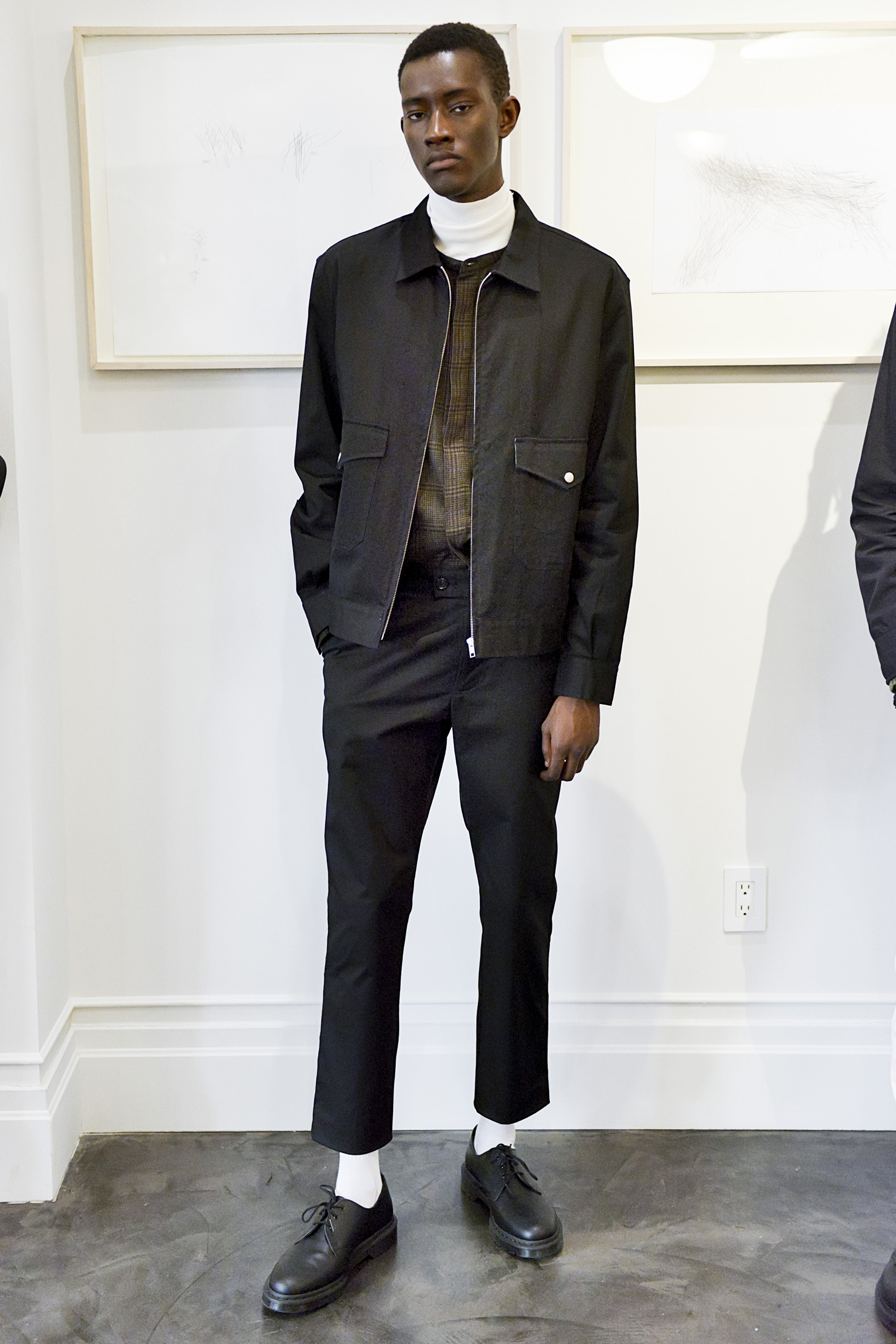 Bldwn Presentation Fall 2019 Men's Fashion Show