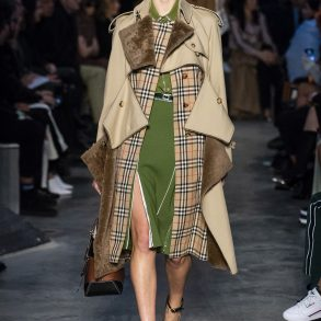 Burberry Fall 2019 Fashion Show