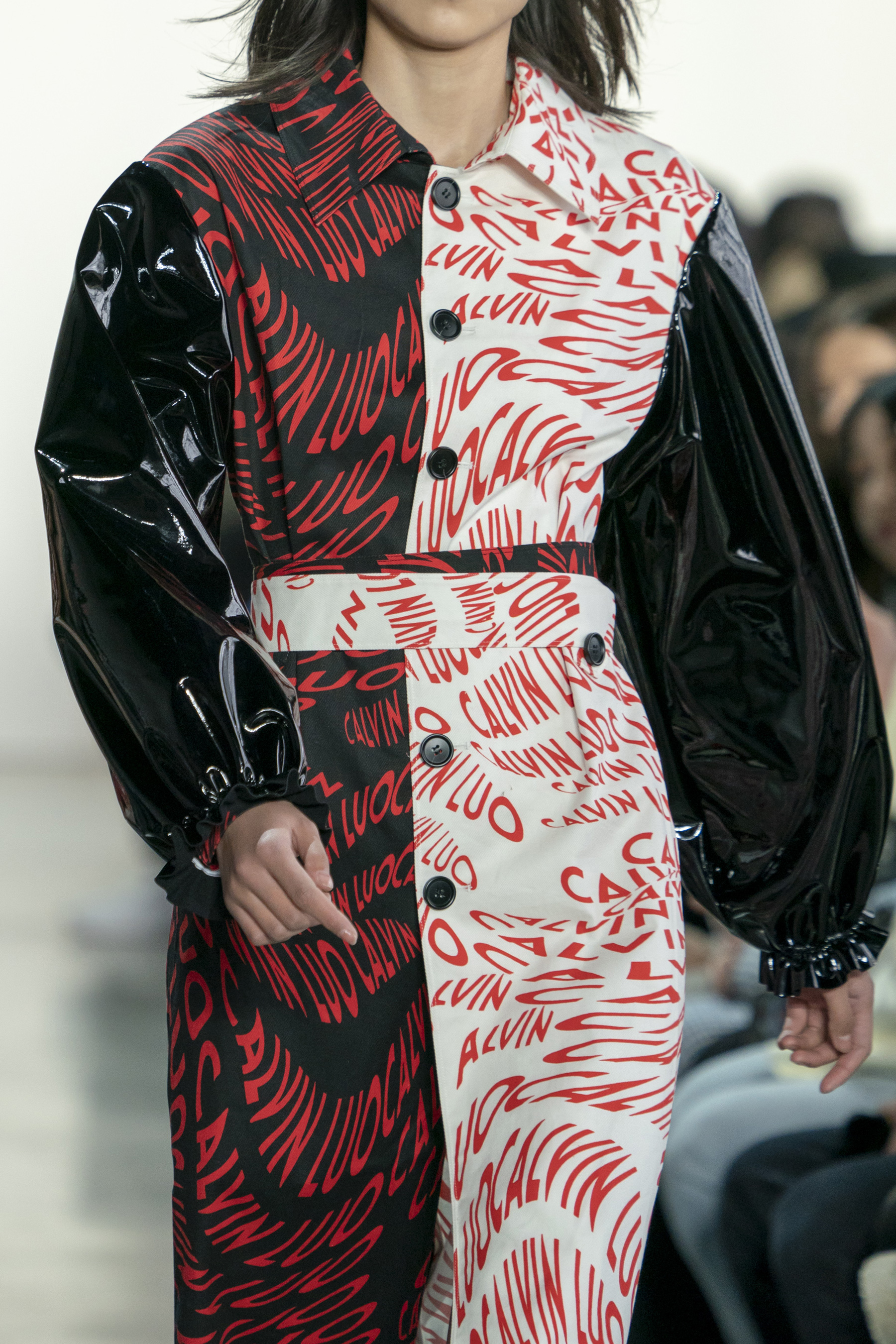 Calvin Luo Fall 2019 Fashion Show Details