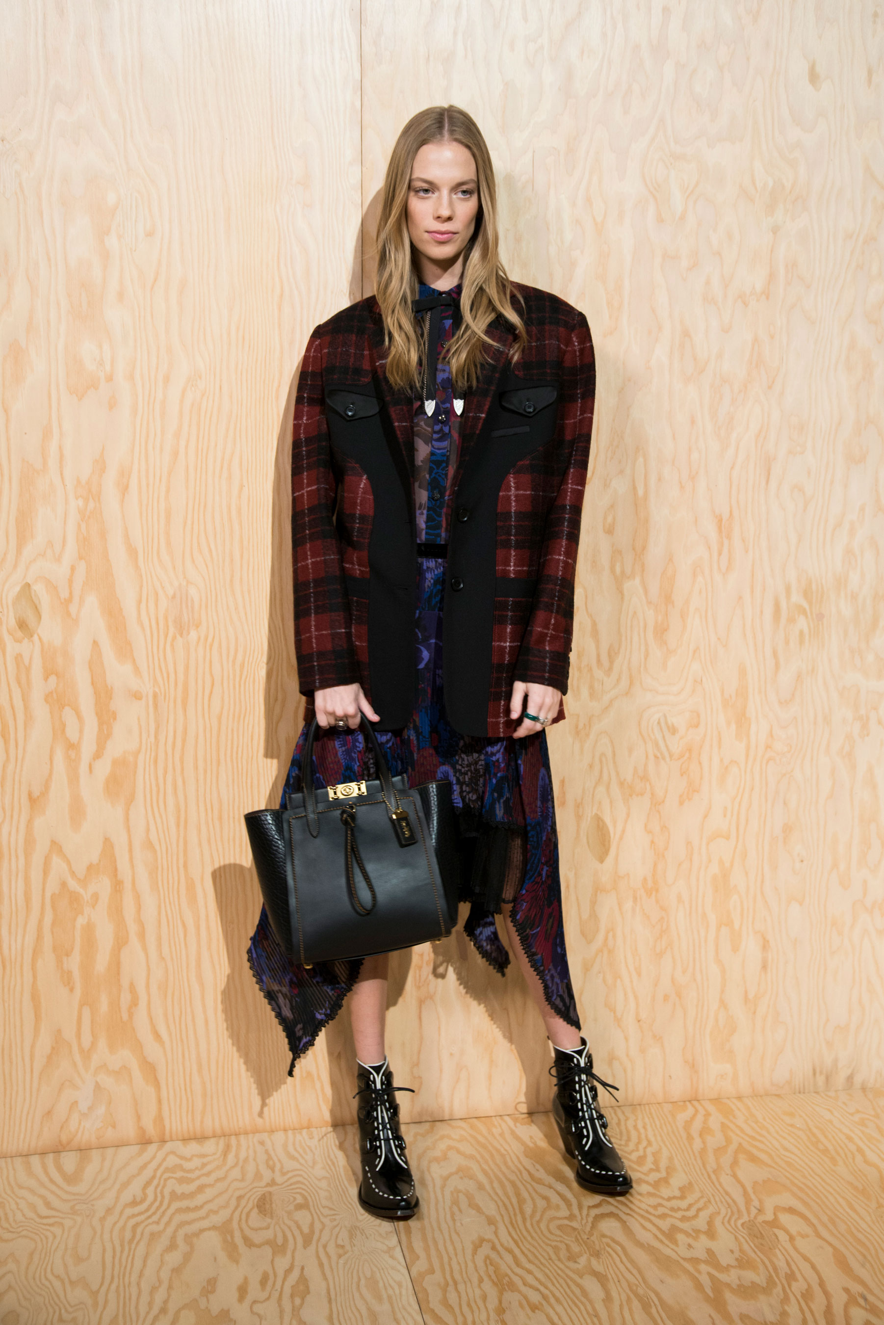 Coach 1941 Fall 2019 Fashion Show Backstage