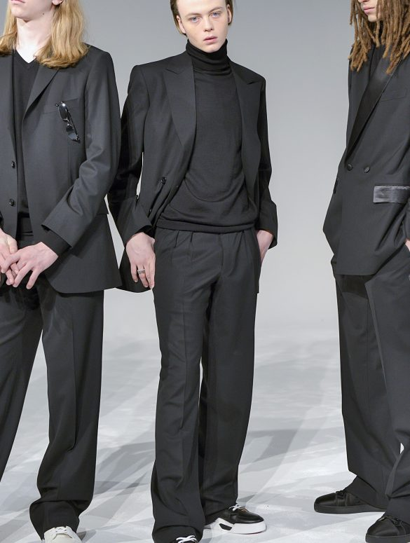 David Hart Fall 2019 Men's Fashion Show
