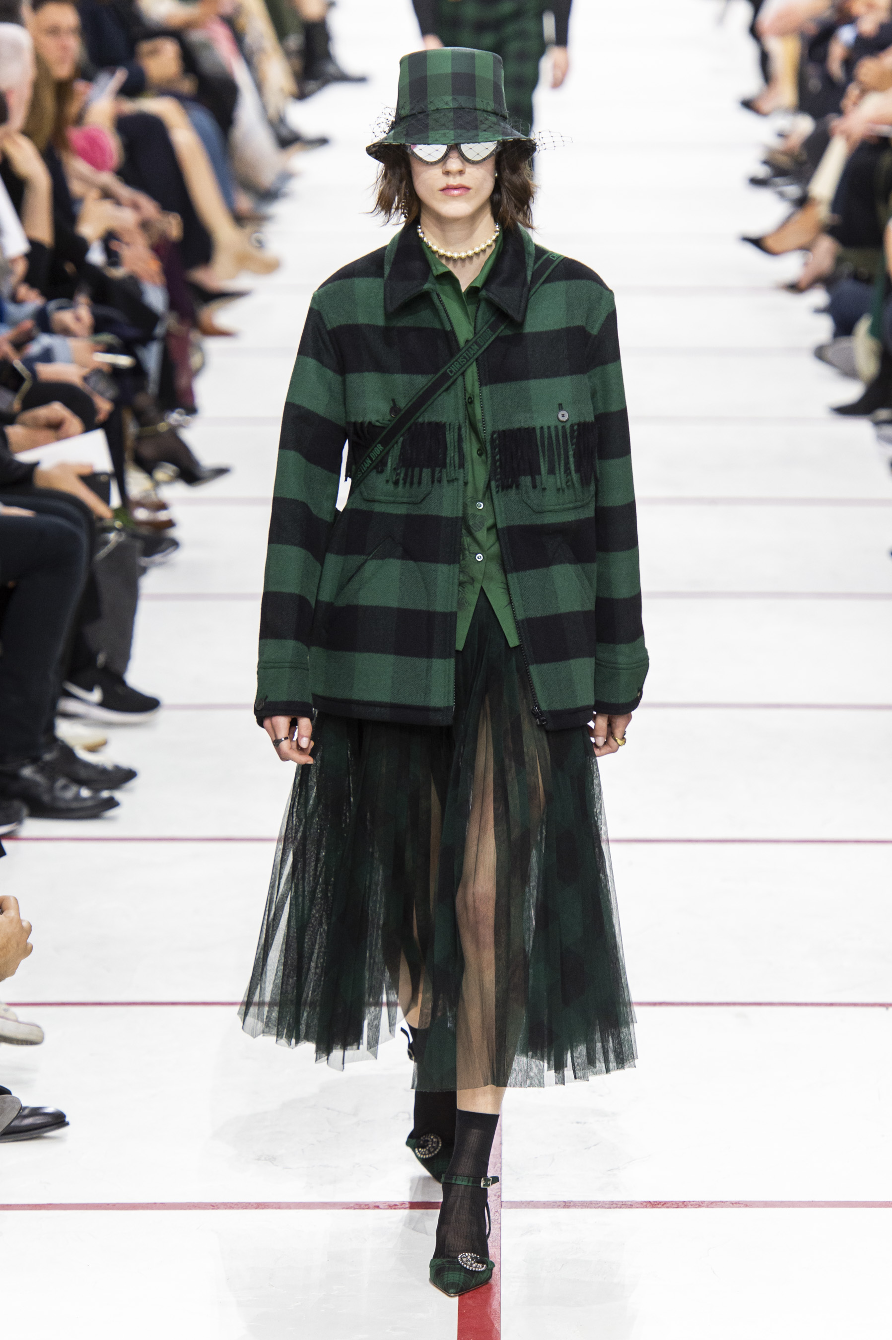 Christian Dior Fall 2019 Fashion Show