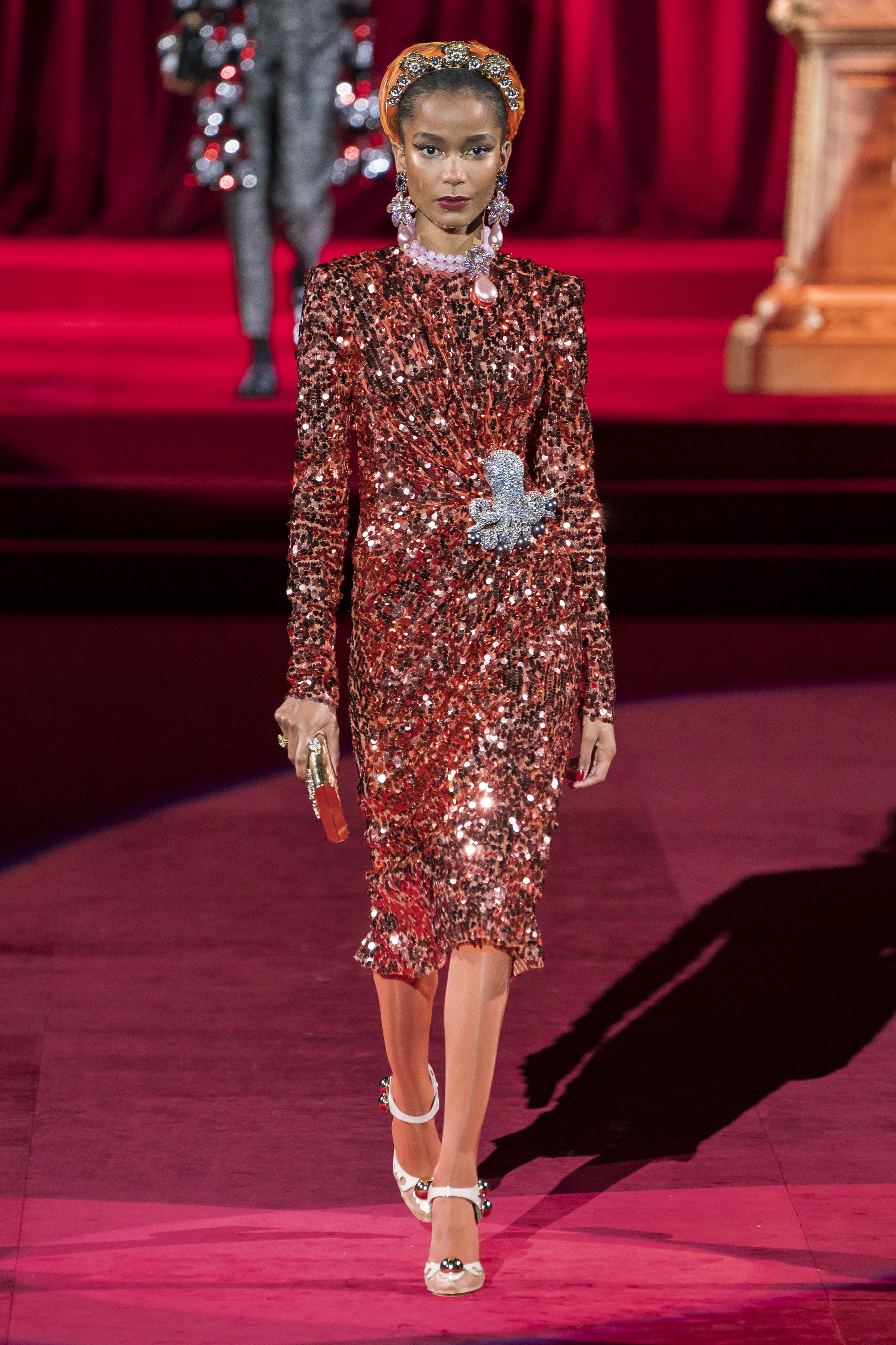 Dolce & Gabbana Fall 2019 Fashion Show