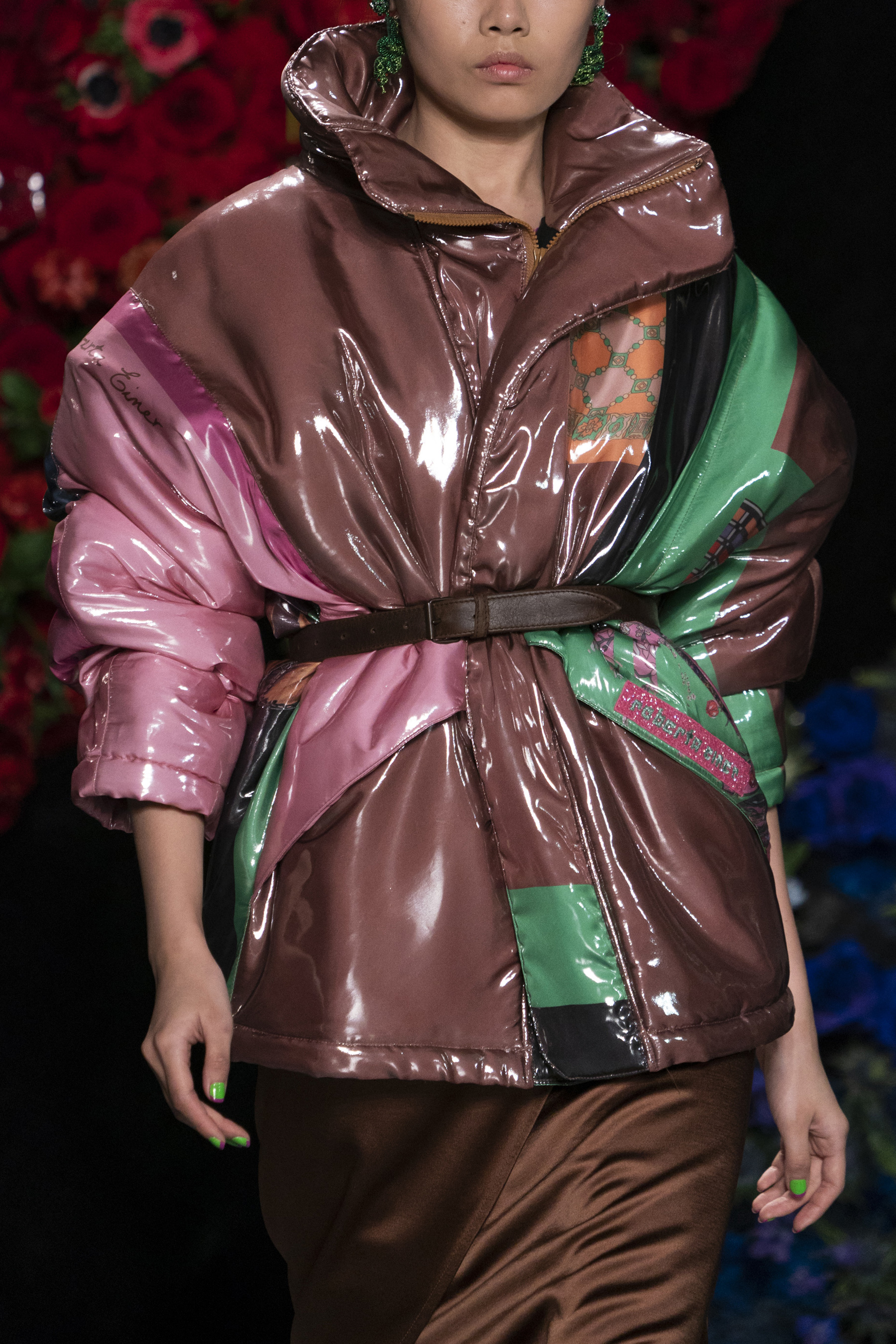 Roberta Einer Fall 2019 Fashion Show Details