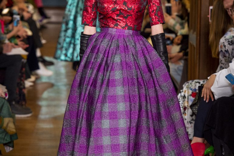 Erdem Fall 2019 Fashion Show