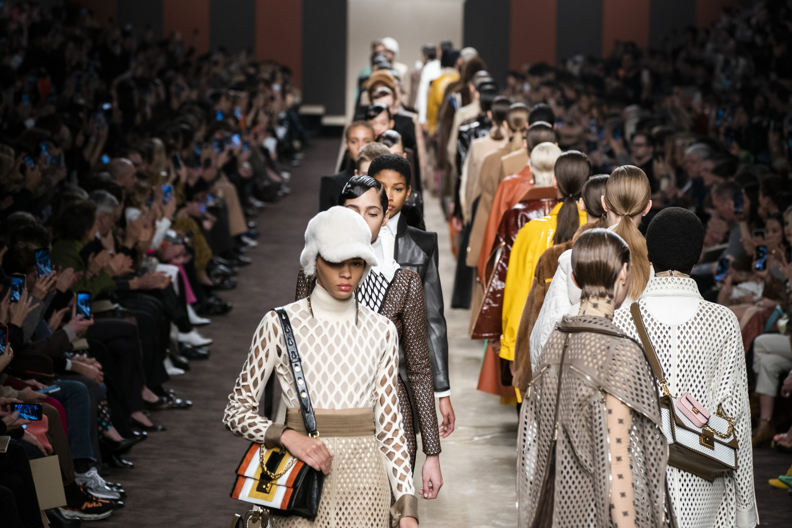 Fendi Fall 2019 Fashion Show