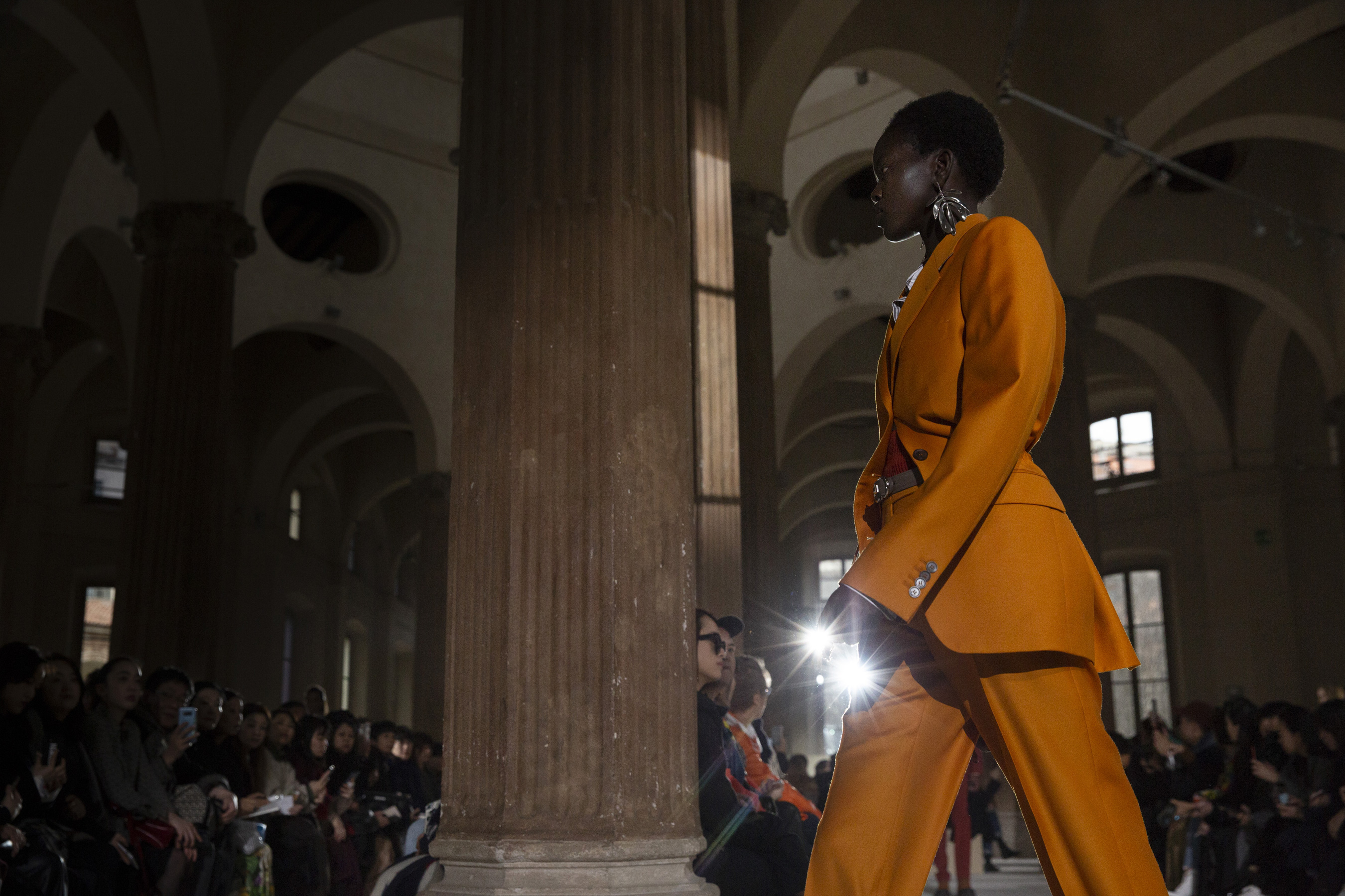 The Best of Photos Milan Fashion Week Fall 2019