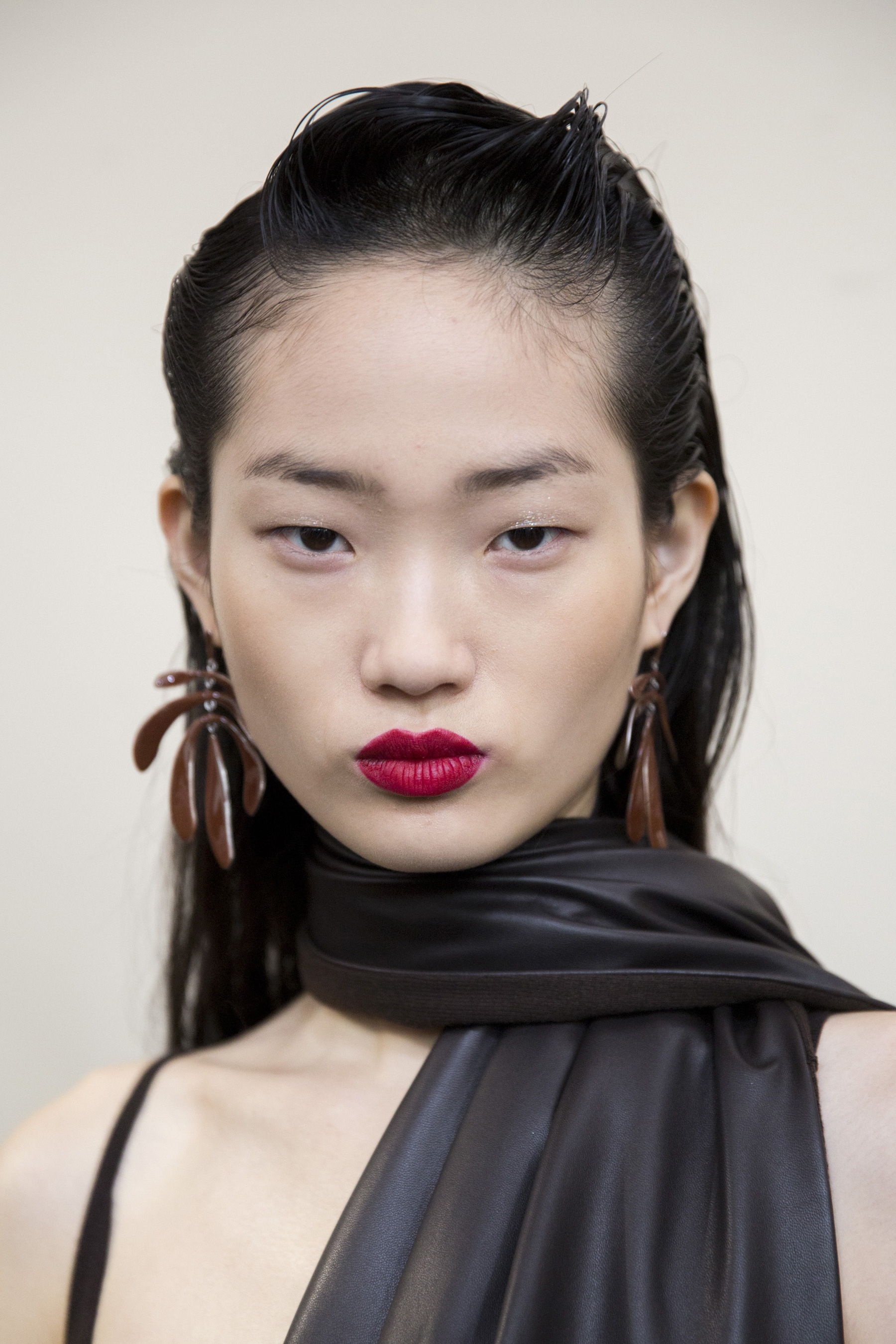 The Best of Beauty Photos Milan Fashion Week Fall 2019