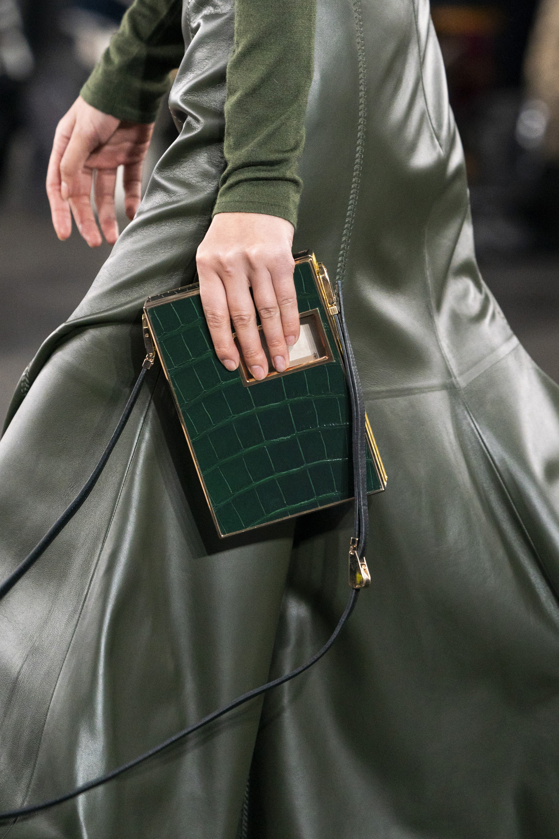 Gabriela Hearst Fall 2019 Fashion Show Details