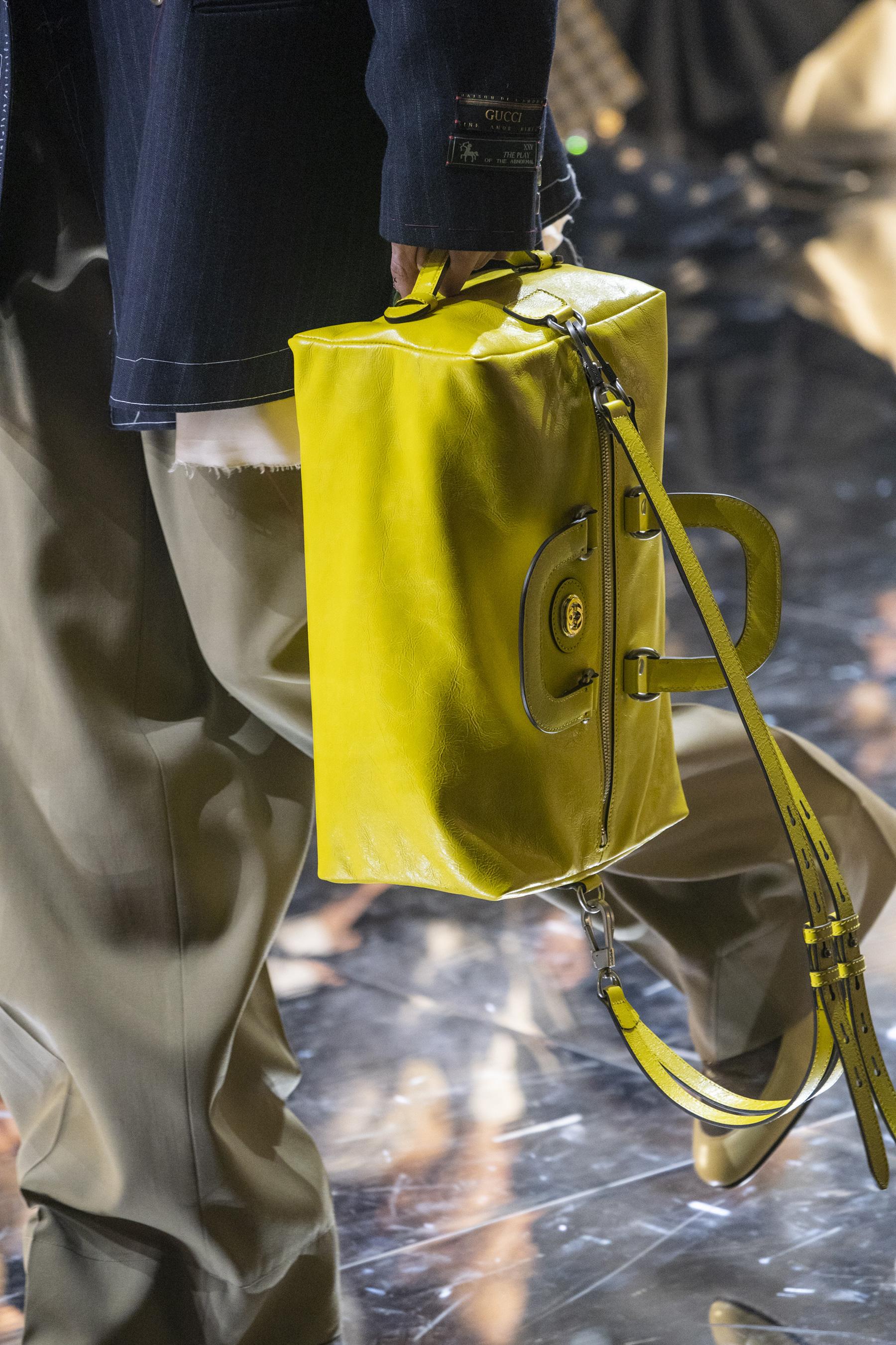 Best Handbags At Milan Fashion Week Fall 2019