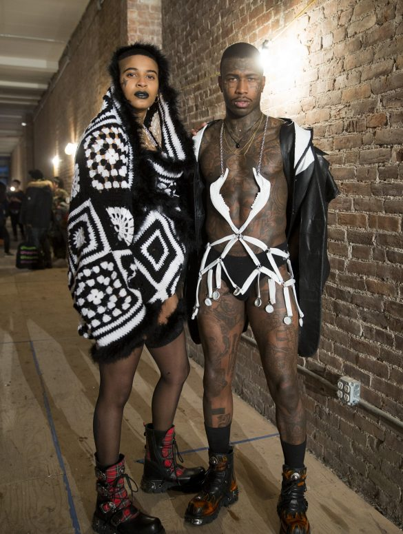 Gypsy Sport Fall 2019 Fashion Show Backstage