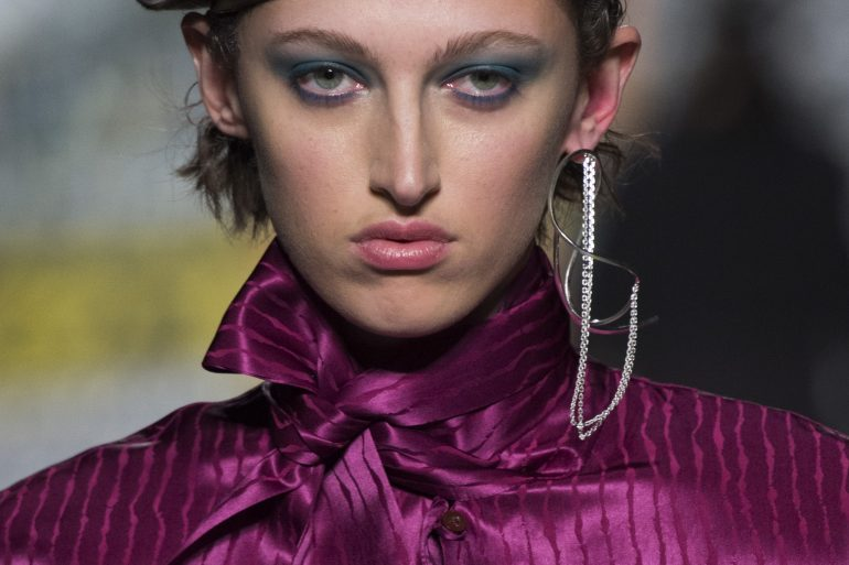 House Of Holland Fall 2019 Fashion Show Runway Beauty