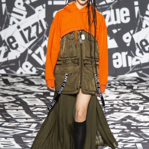 Izzue Fall 2019 Fashion Show