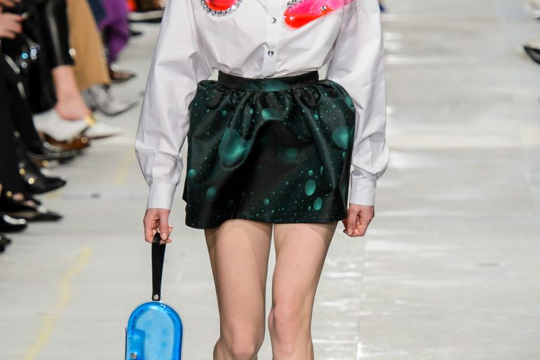 Christopher Kane Fall 2019 Fashion Show