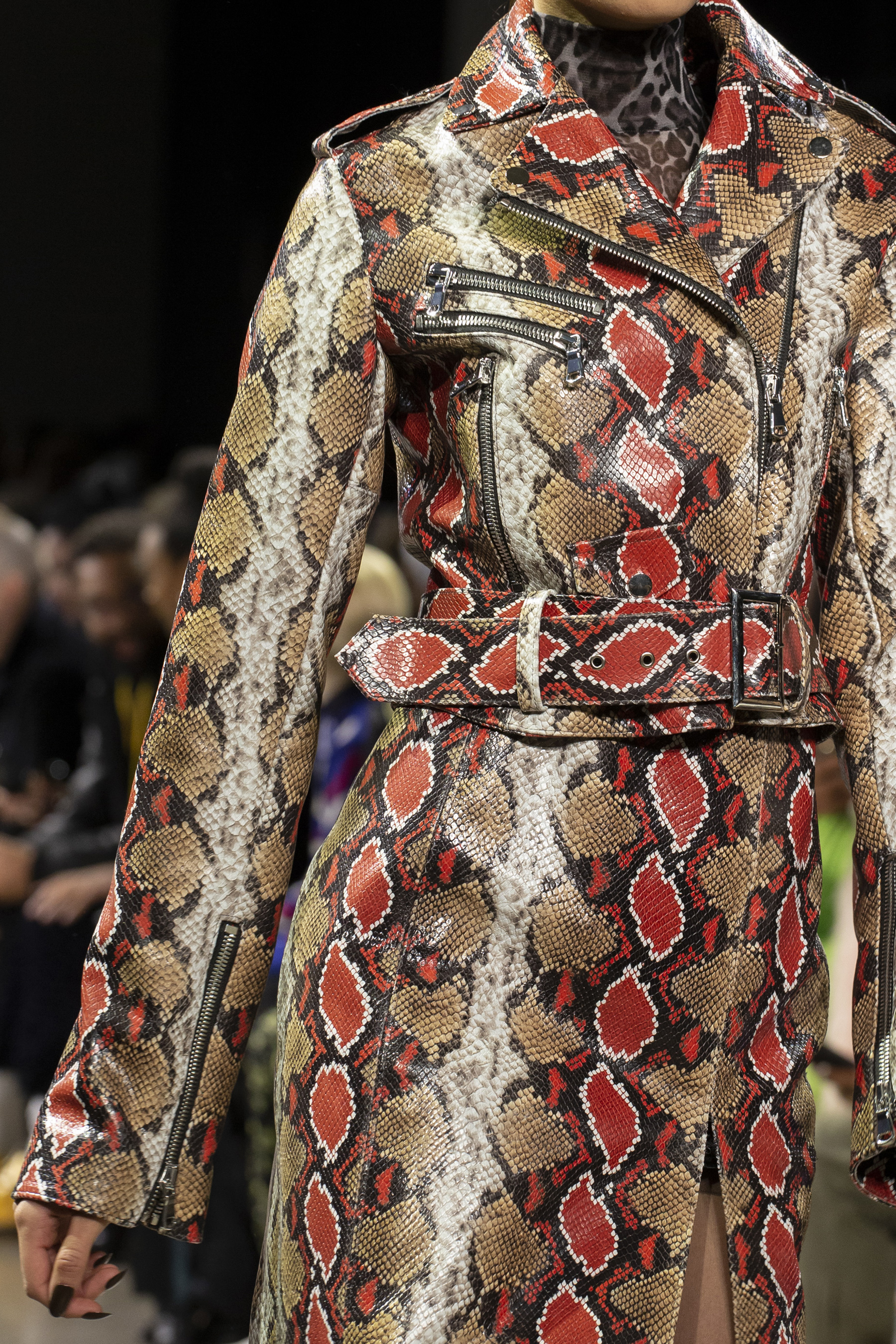 Laquan Smith Fall 2019 Fashion Show Details