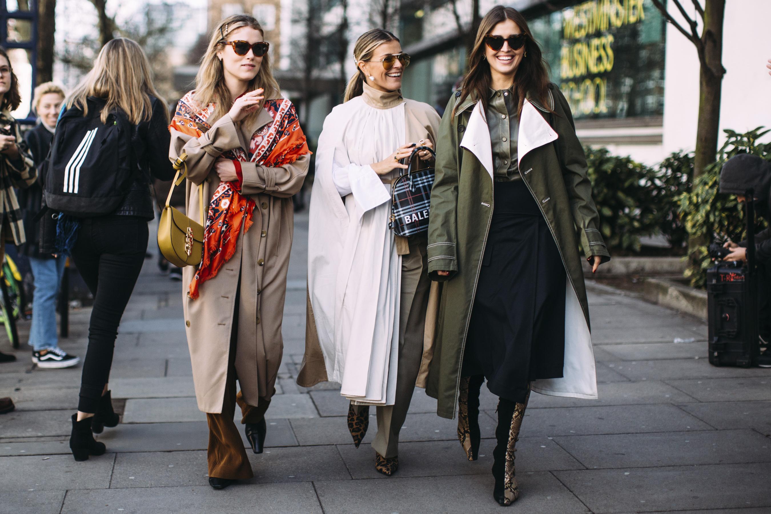 London Street Day 5 Fall 2019 Fashion Show
