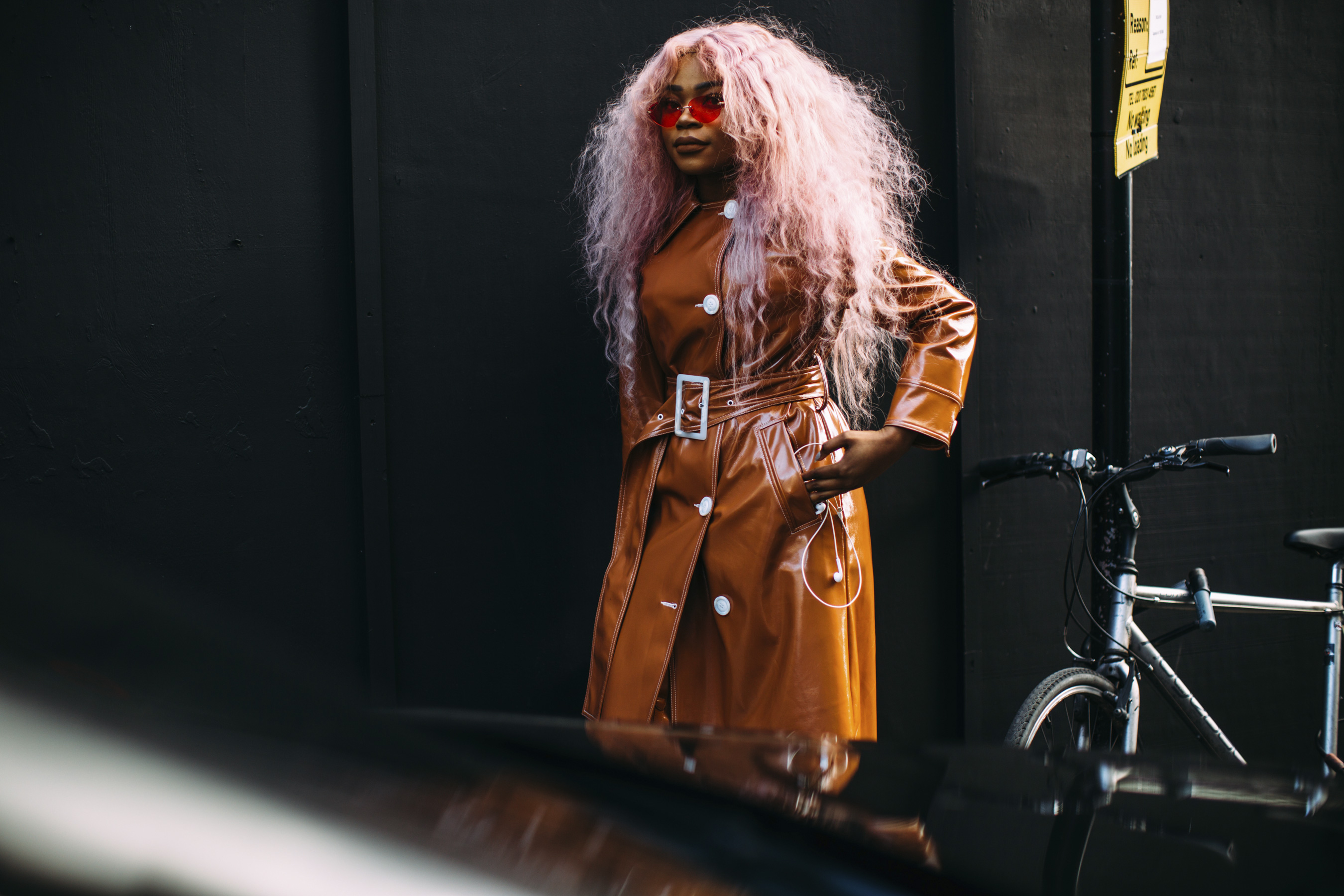 London Fashion Week Street Style Fall 2019 Day 5