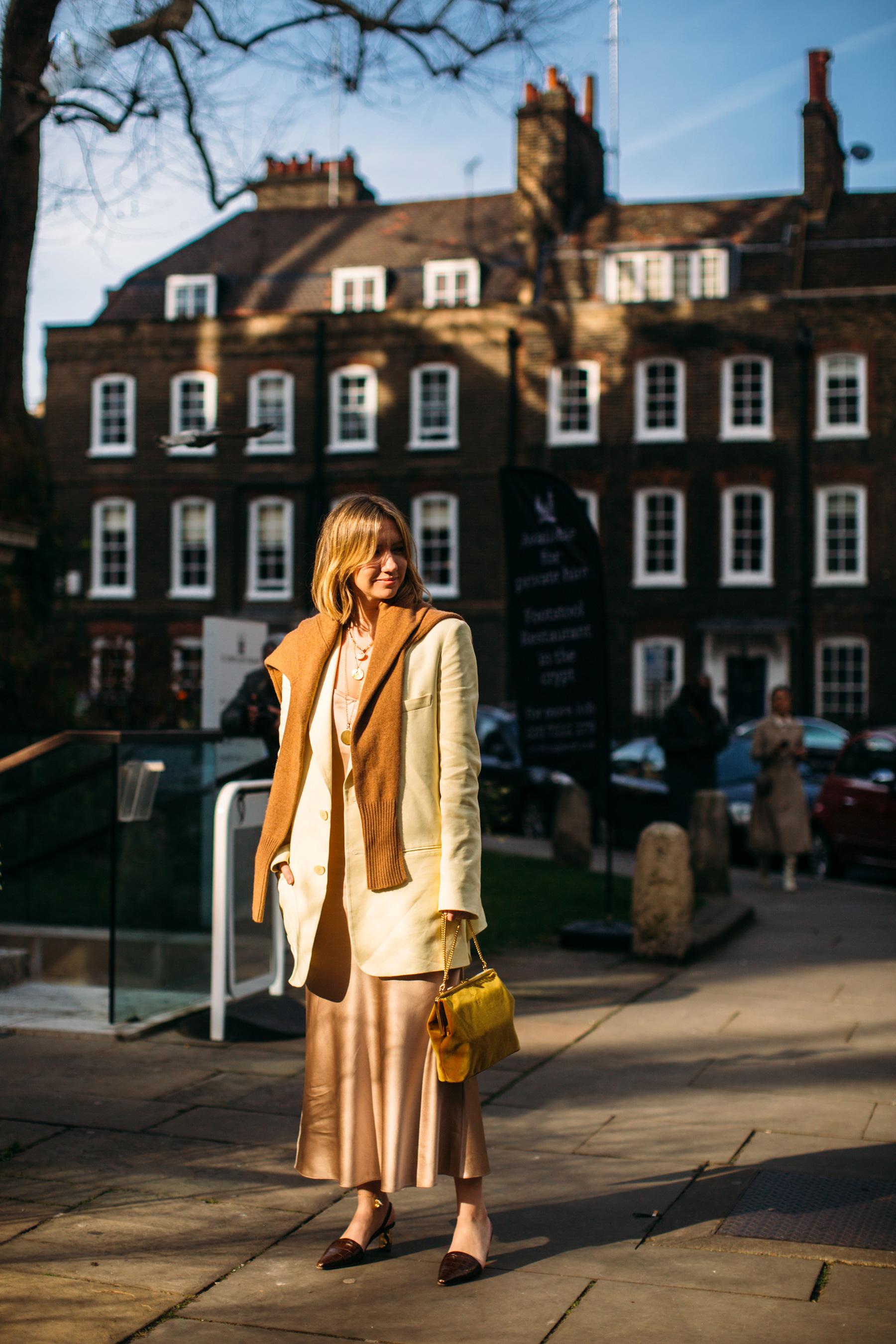 London Street Day 3 Fall 2019 Fashion Show