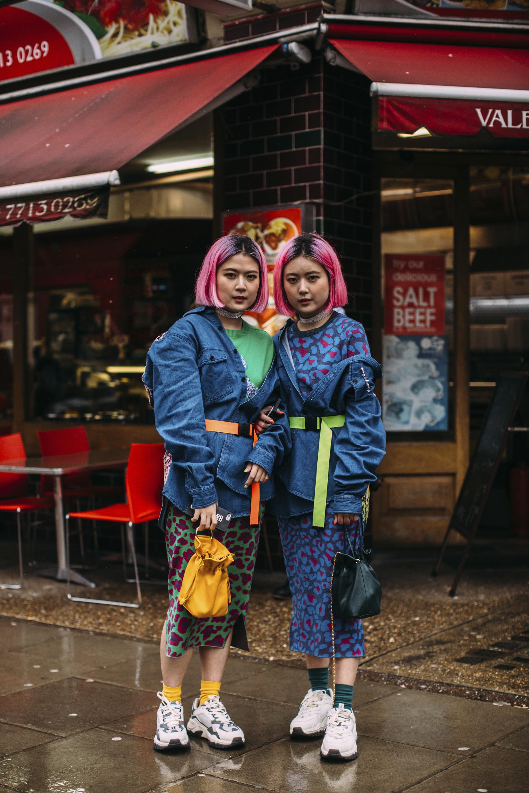 London Street Day 4 Fall 2019 Fashion Show