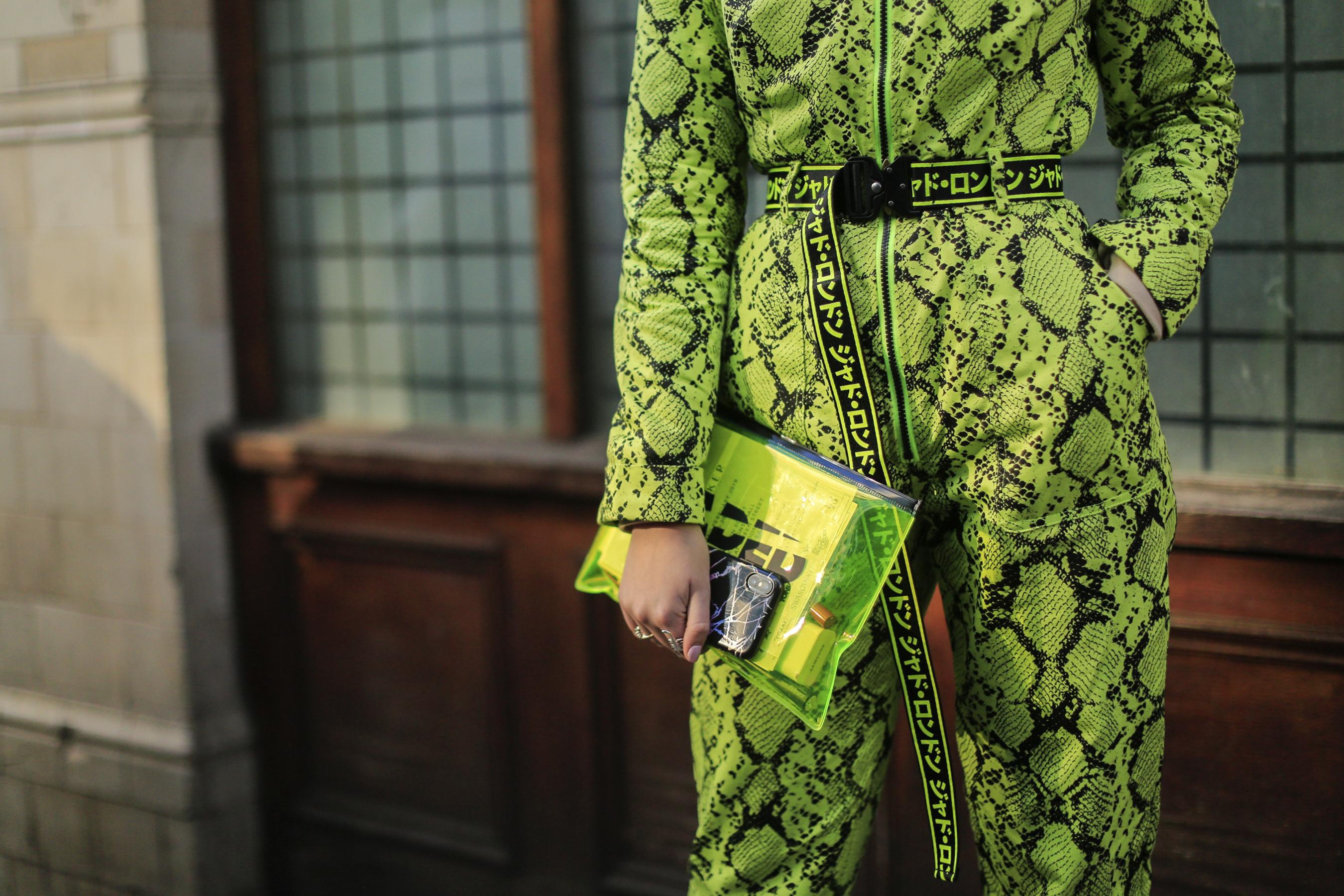 London Fashion Week Street Style Fall 2019 Day 1