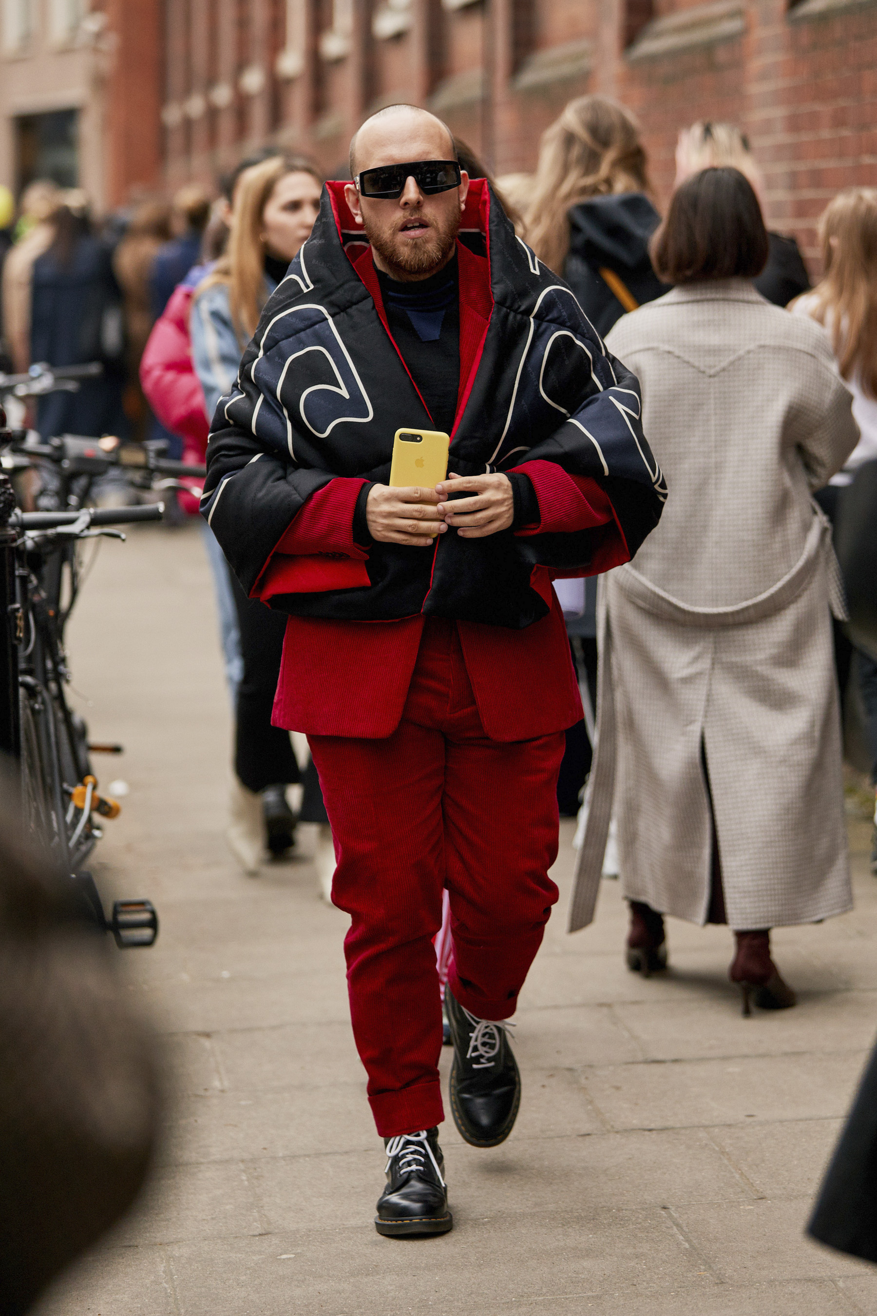 London Fashion Week Street Style Fall 2019 Day 2 Accessories
