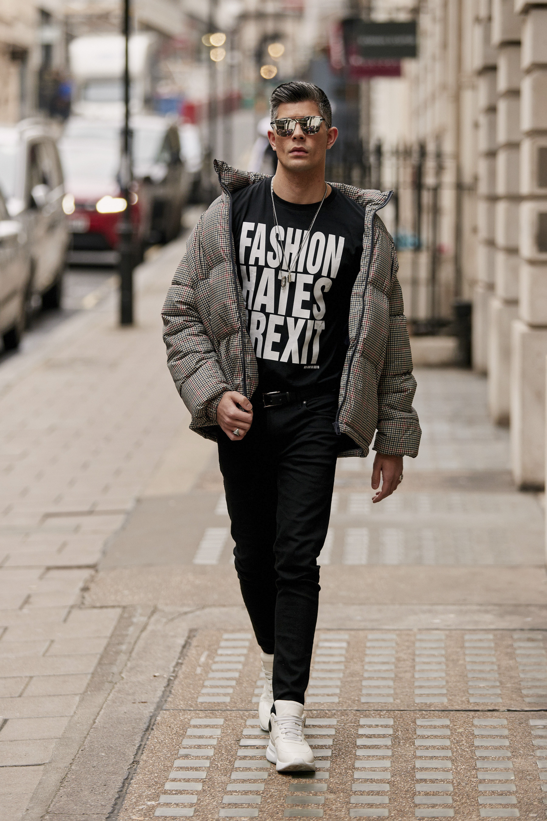 London Street Day 2 Bis Fall 2019 Fashion Show