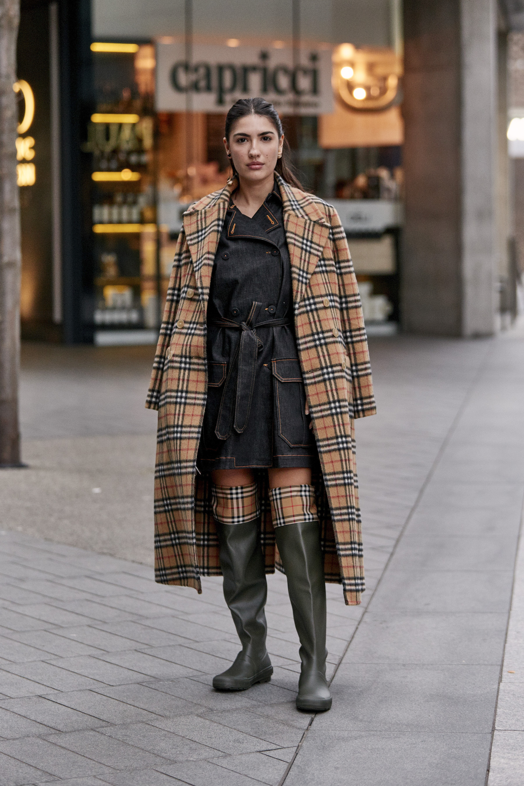 London Fashion Week Street Style Fall 2019 Day 3 Accessories