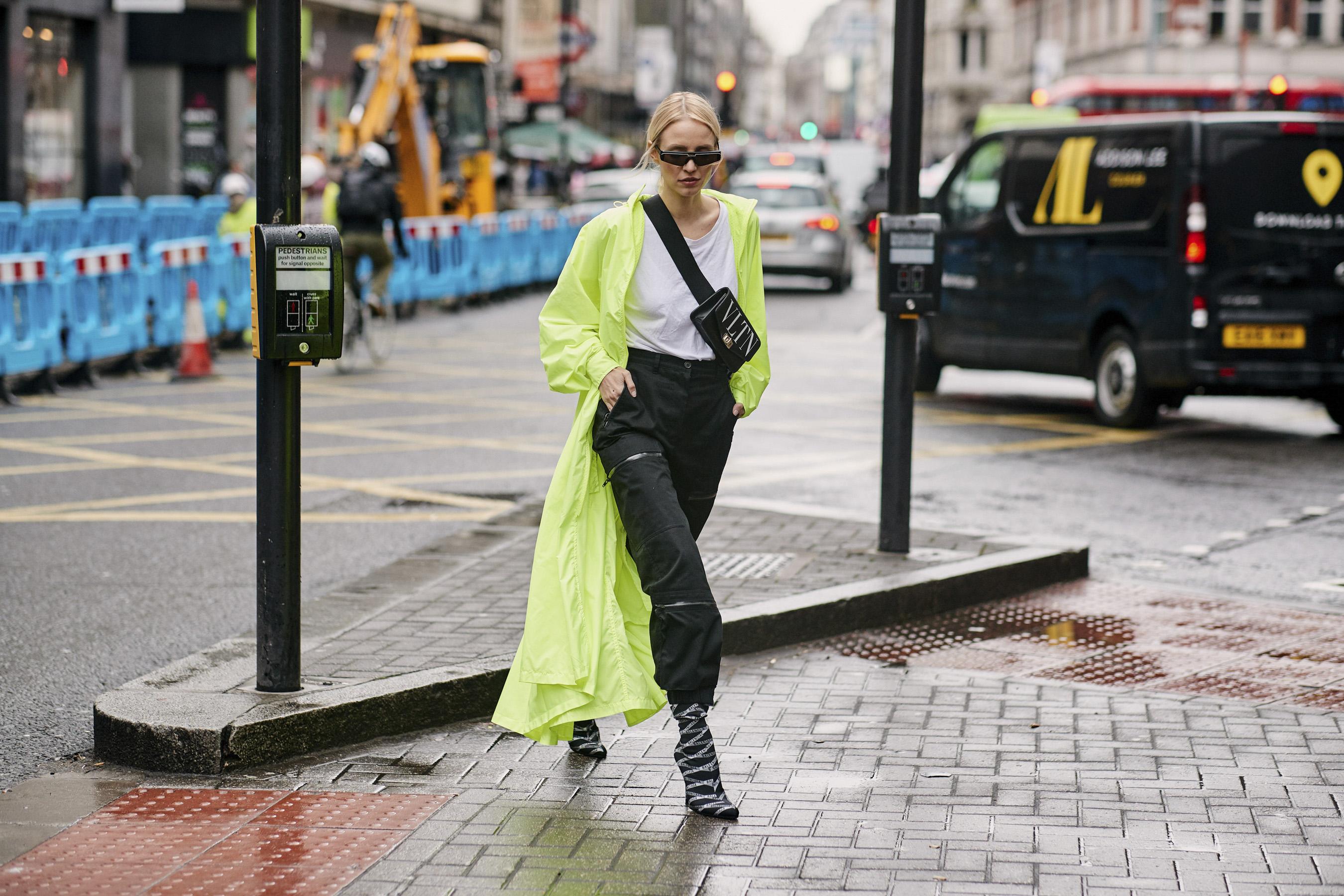 London Street Day 4 Bis 179 Fall 2019 Fashion Show