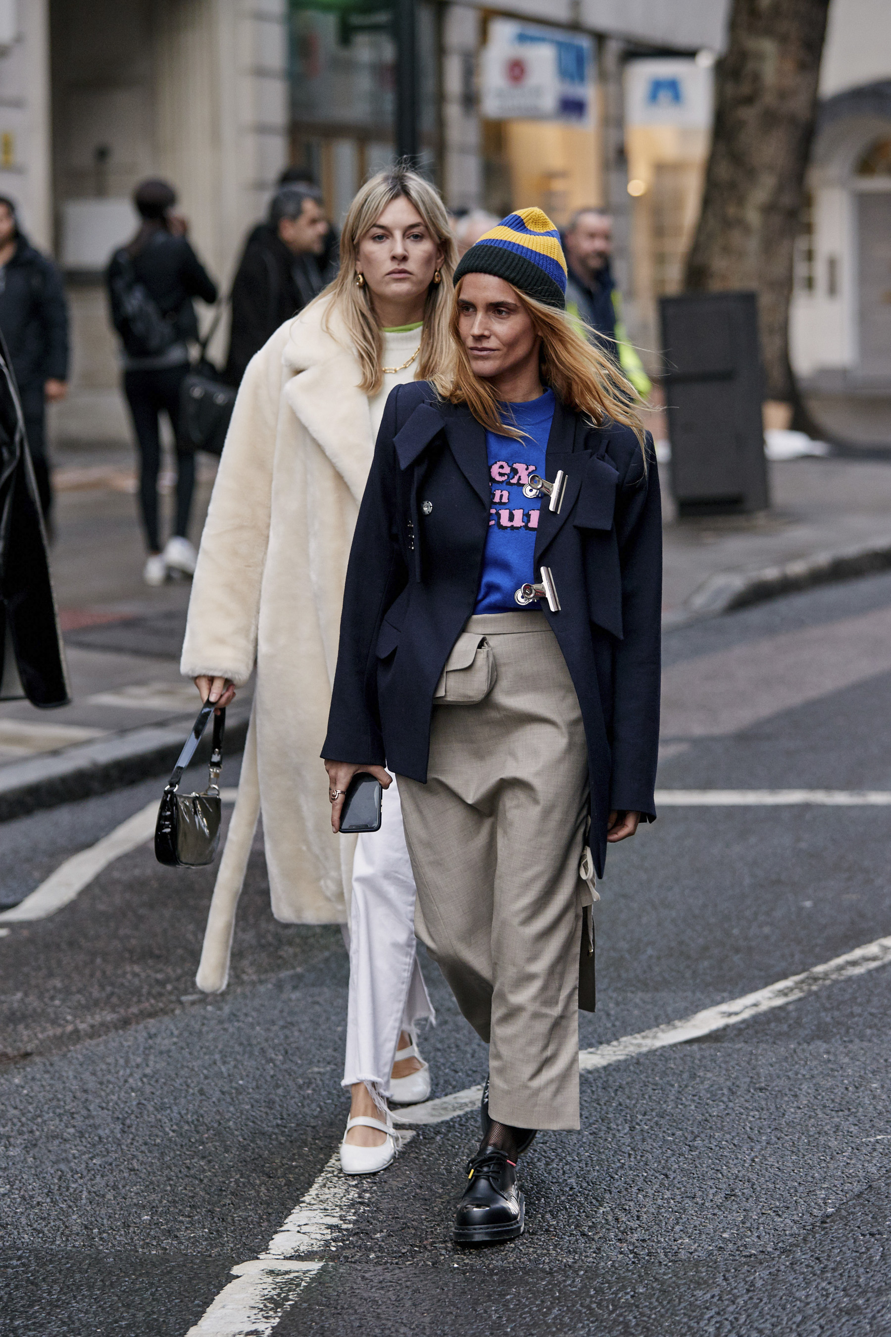 London Fashion Week Street Style Fall 2019 Day 4 Accessories