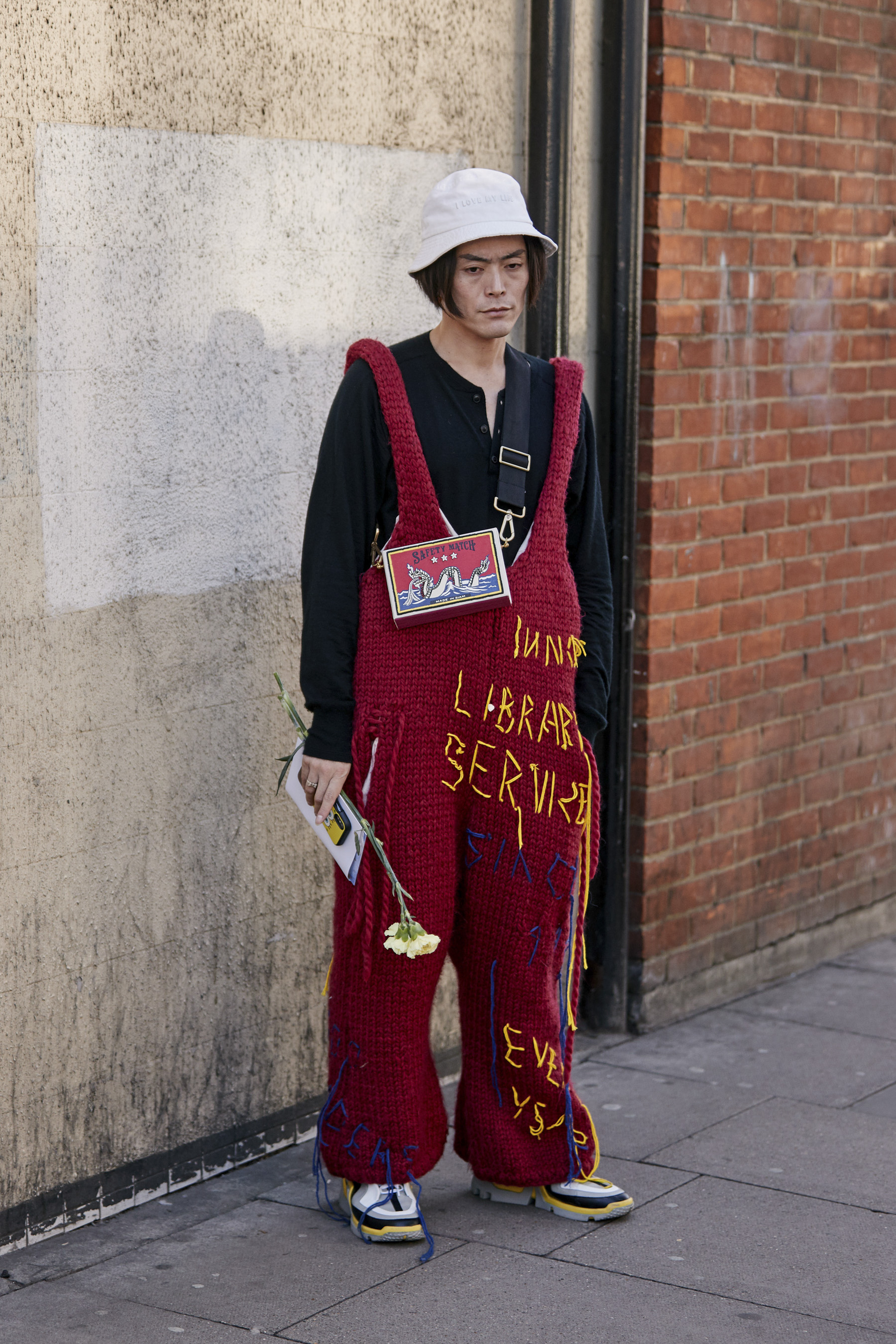 London Fashion Week Street Style Fall 2019 Day 5 Accessories
