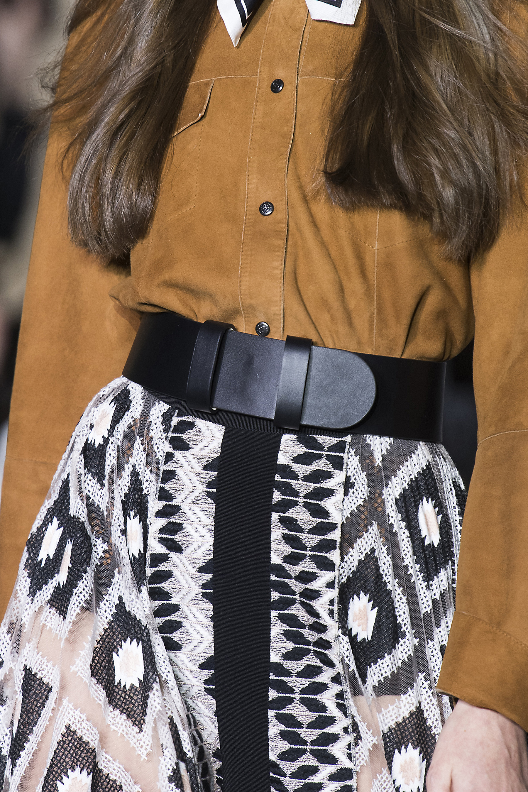 Longchamp Fall 2019 Fashion Show Details