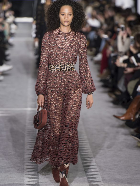 Longchamp Fall 2019 Fashion Show
