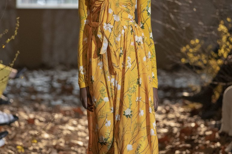 Malene Oddershede Bach Fall 2019 Fashion Show