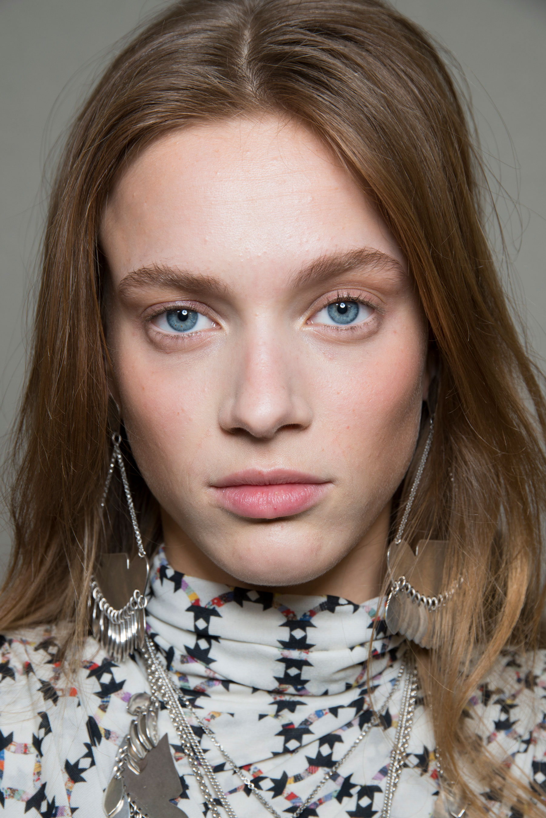 Isabel Marant Fall 2019 Fashion Show Backstage