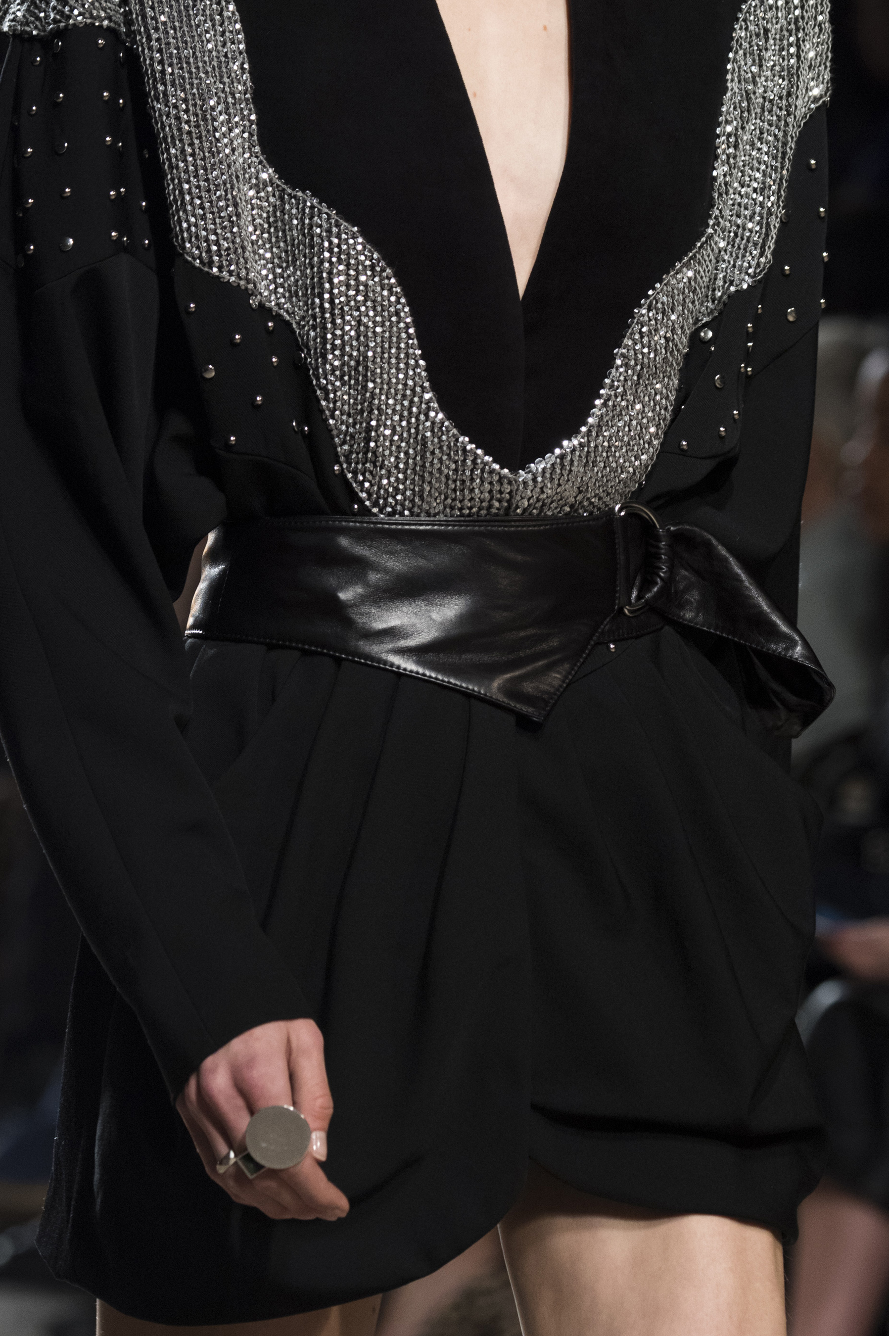 Isabel Marant Fall 2019 Fashion Show Details