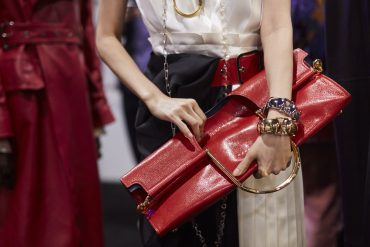 Best Handbags At Milan Fashion Week Fall 2019
