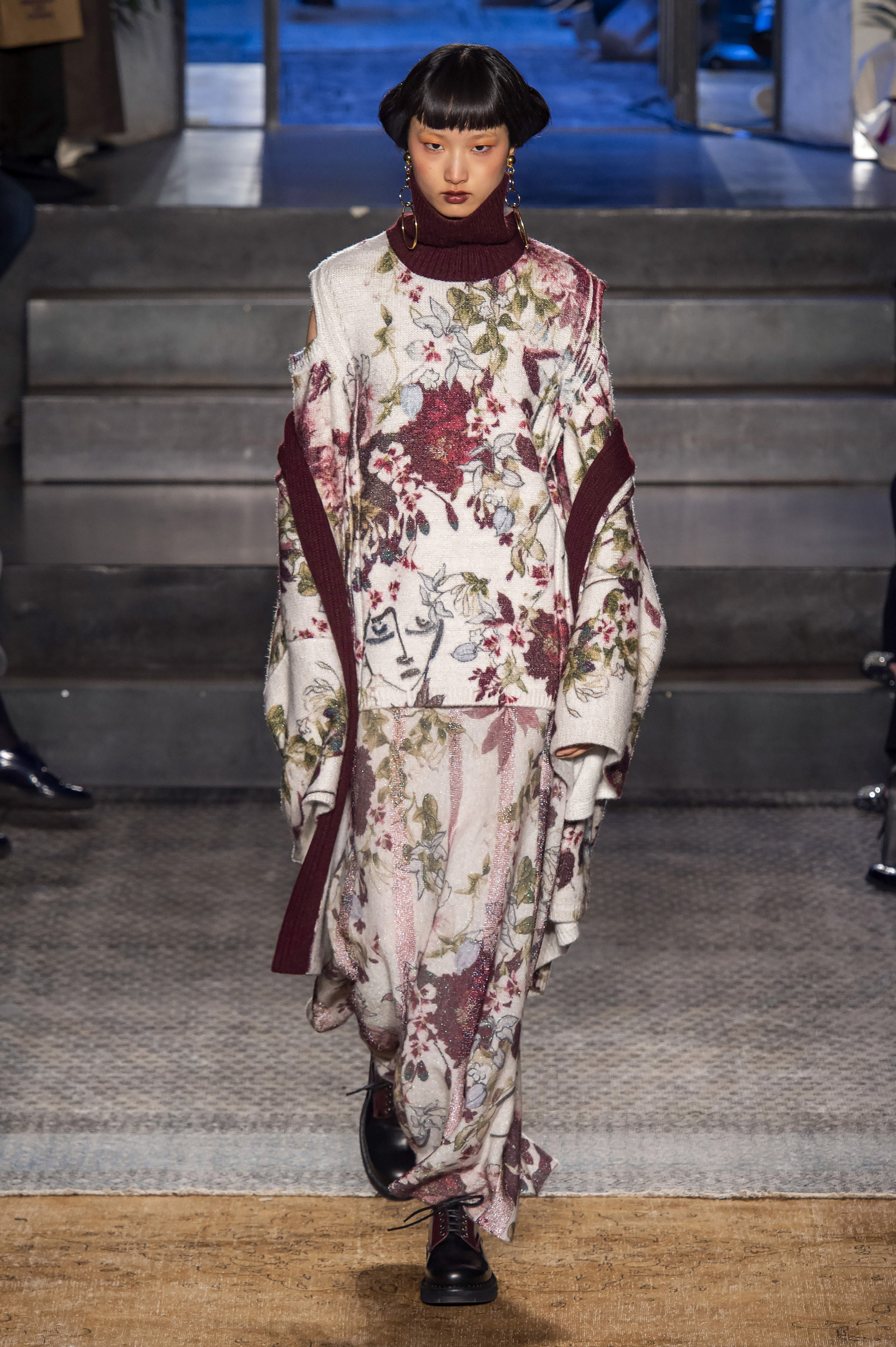 Antonio Marras Fall 2019 Fashion Show