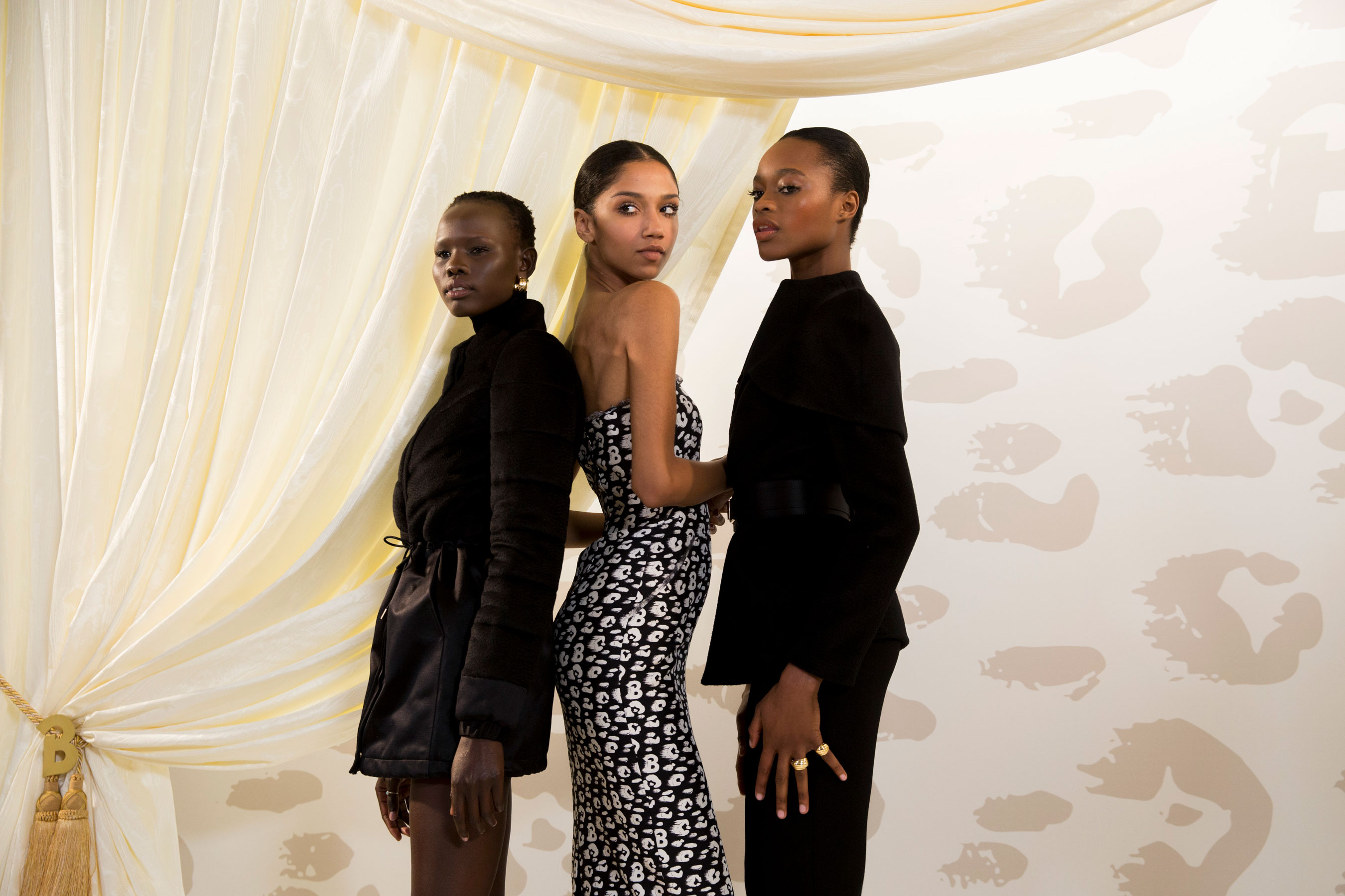 Brandon Maxwell Fall 2019 Fashion Show Backstage