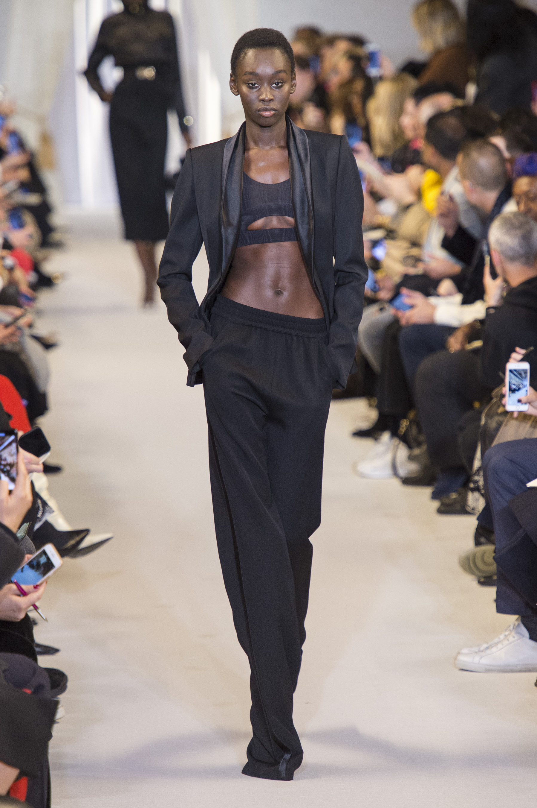 Brandon Maxwell Fall 2019 Fashion Show