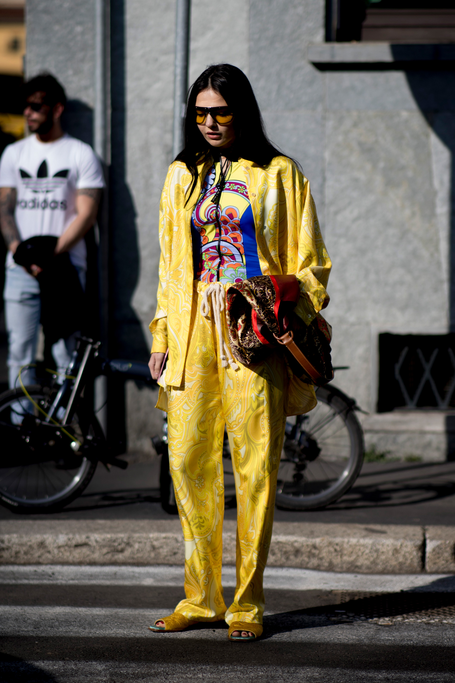Milano Street Day 3 Fall 2019 Fashion Show