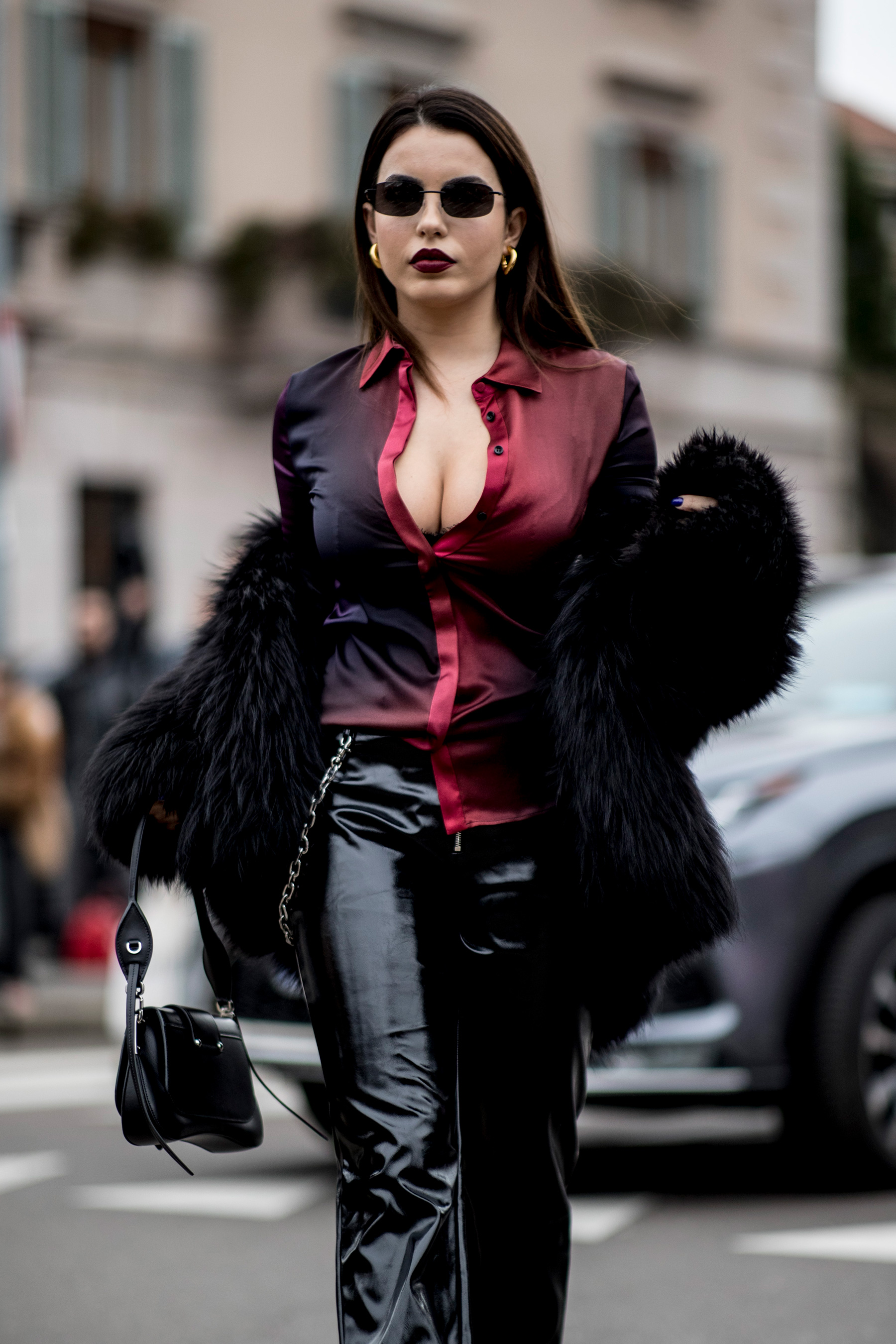 Milano Street Day 4 Fall 2019 Fashion Show